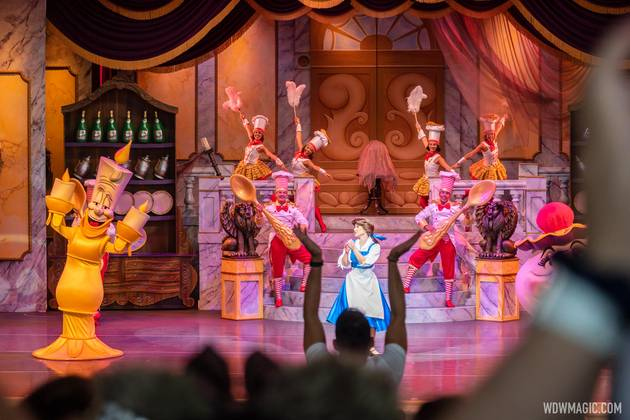 'Beauty and the Beast – Live on Stage' returns to Disney's Hollywood Studios