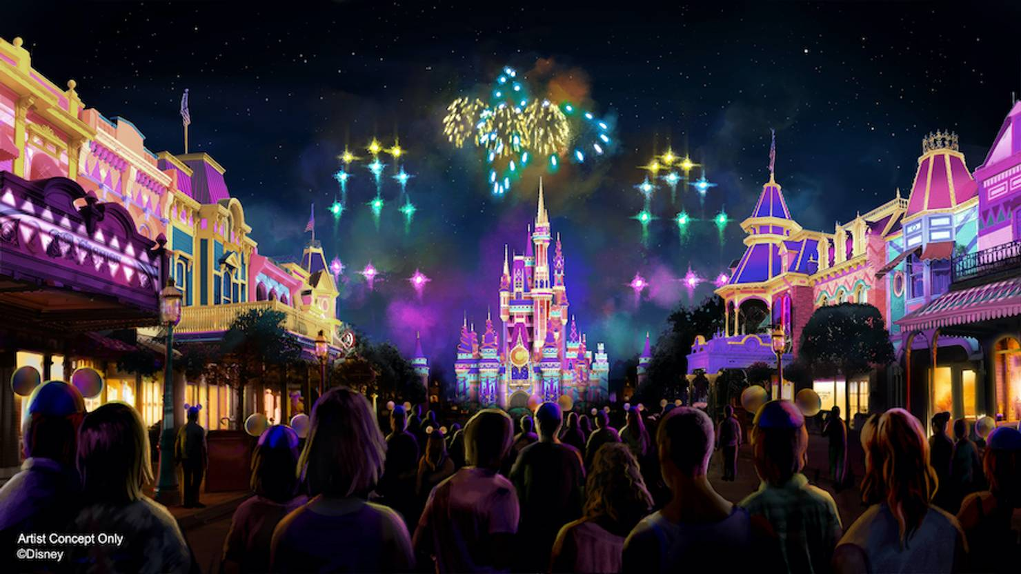 Disney Enchantment overview