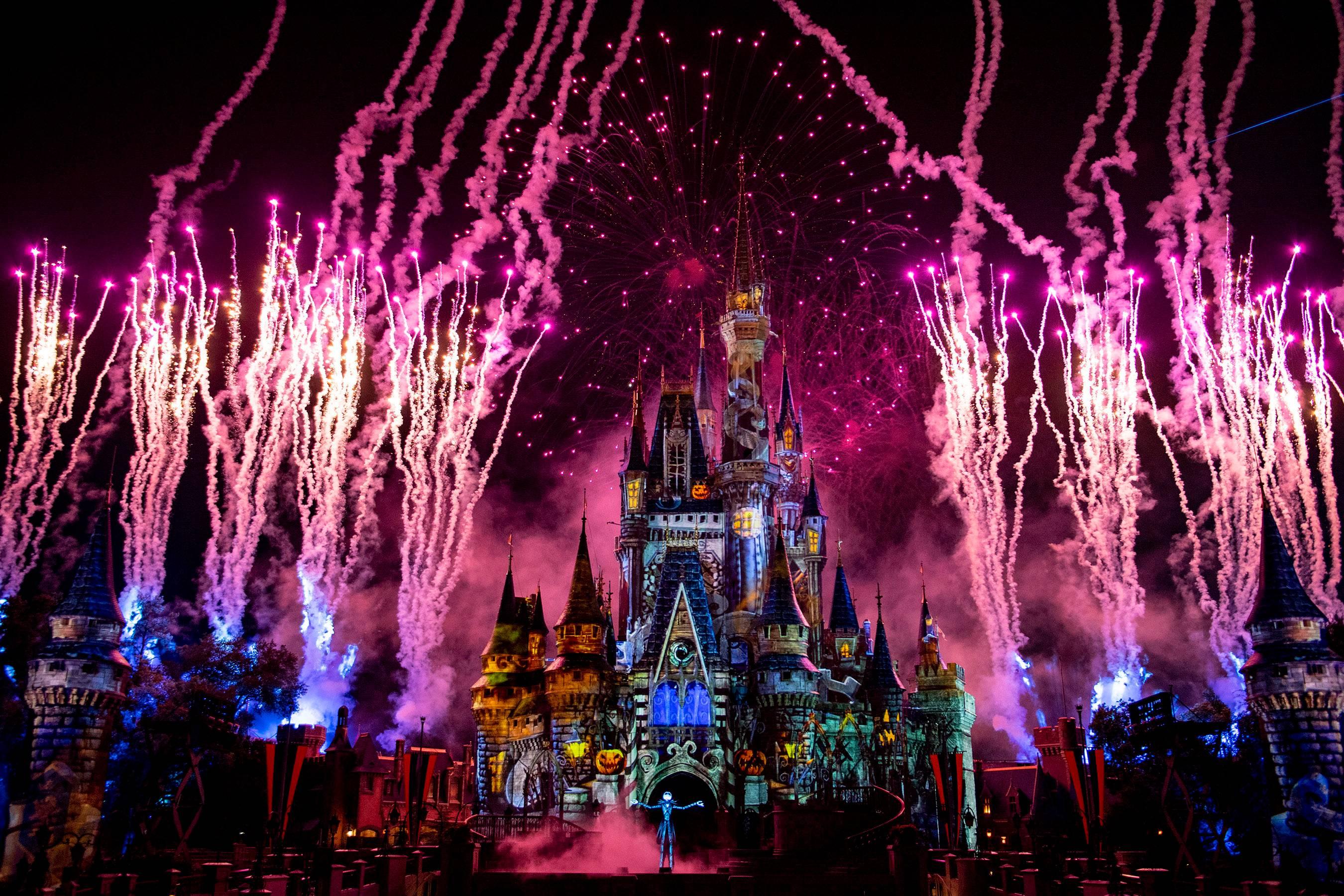 Disney's Not So Spooky Spectacular show