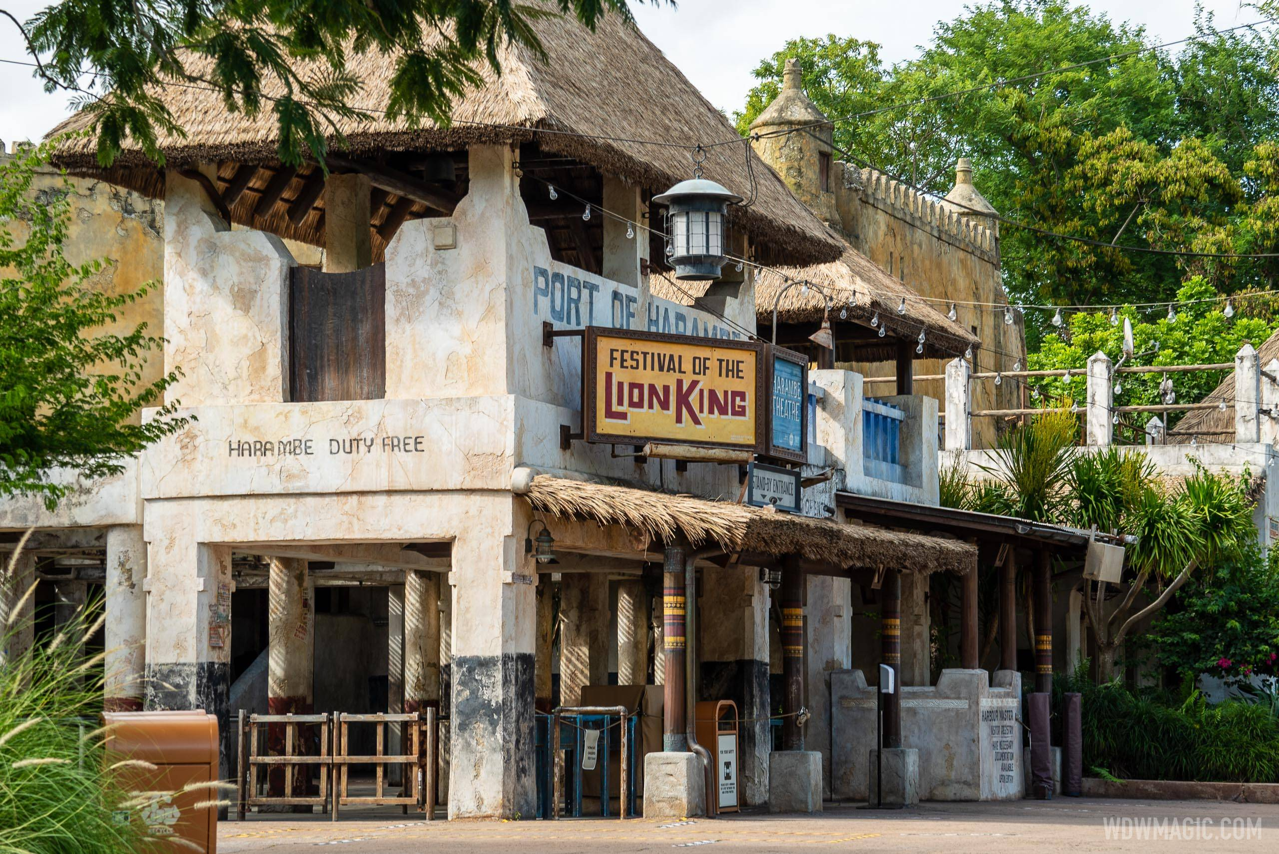 Festival of the Lion King overview