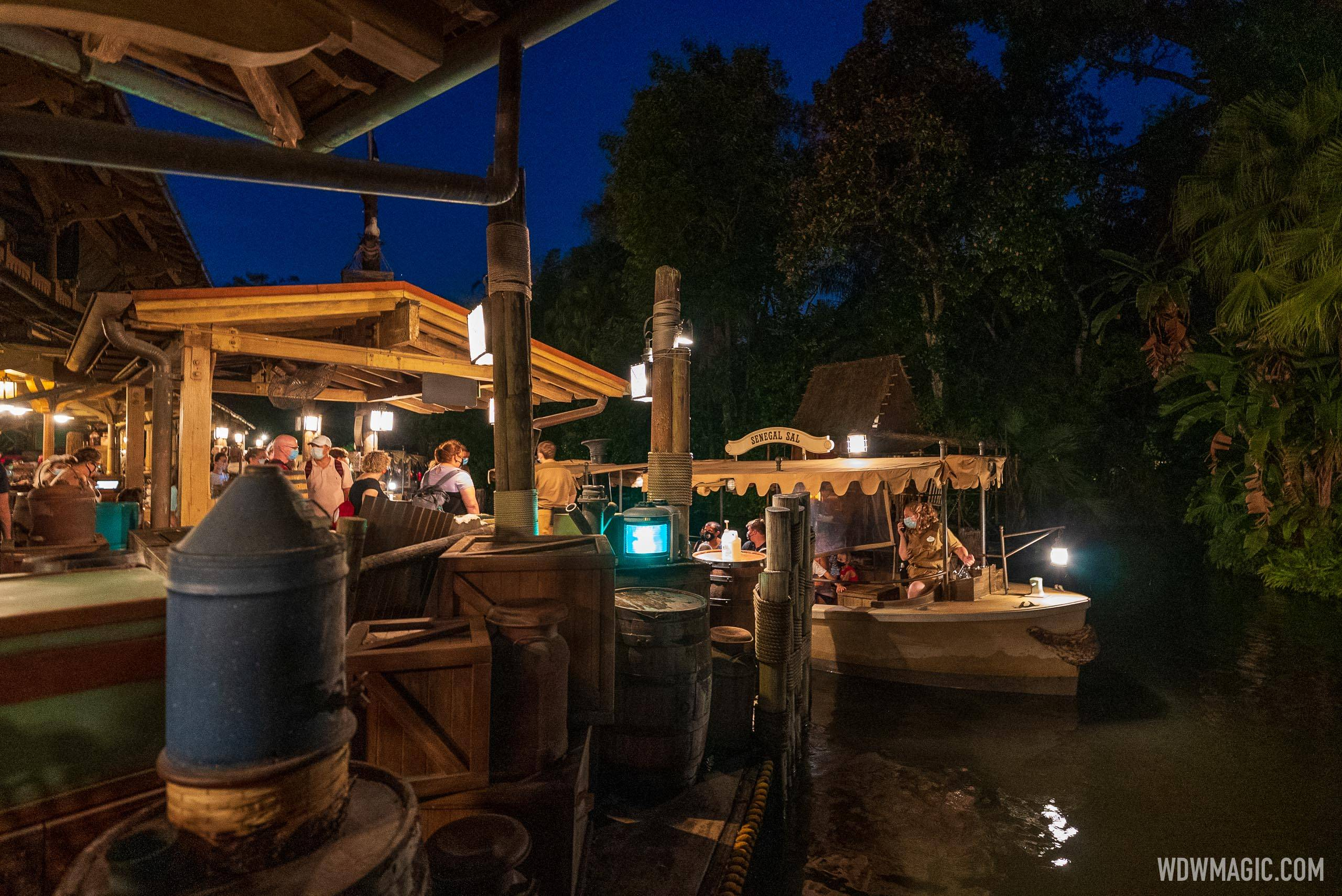 Jungle Cruise overview