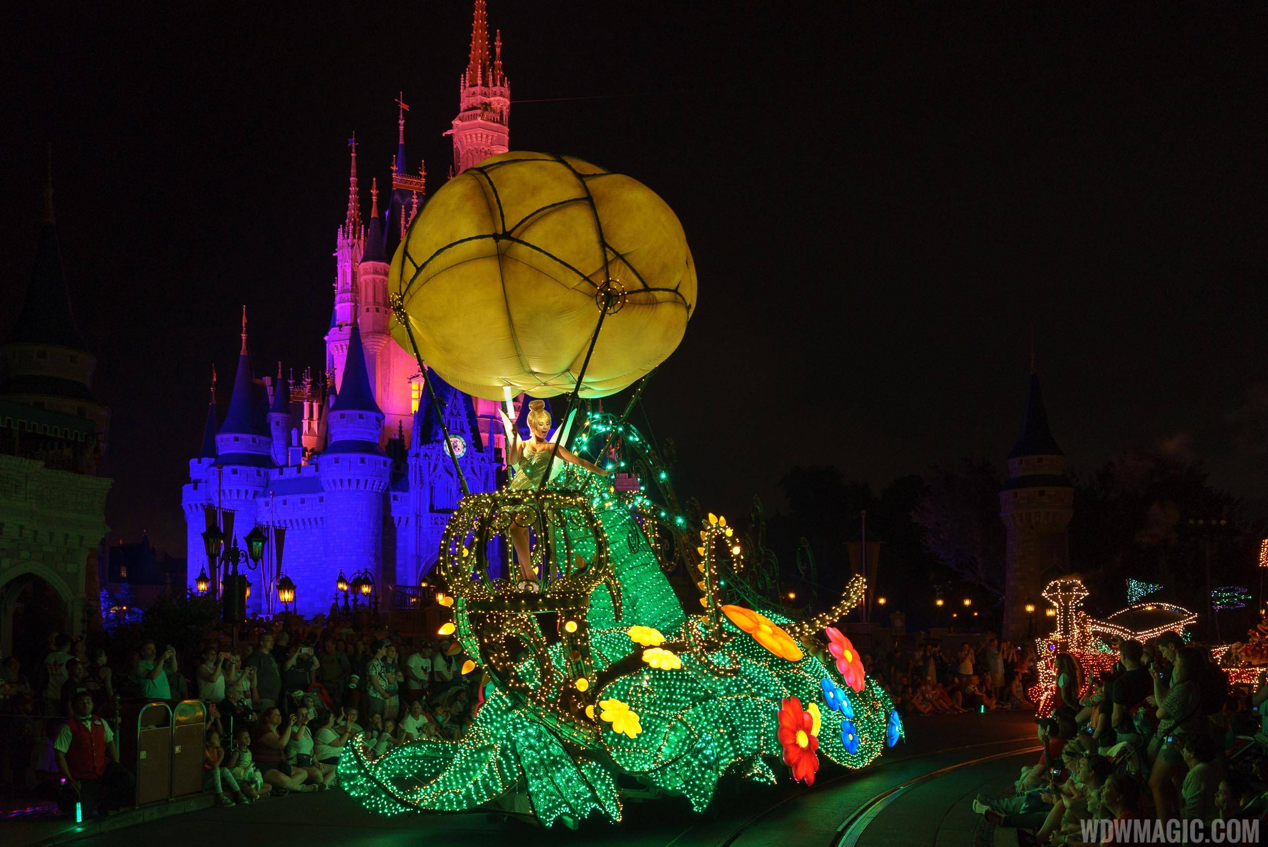 Main Street Electrical Parade final performance