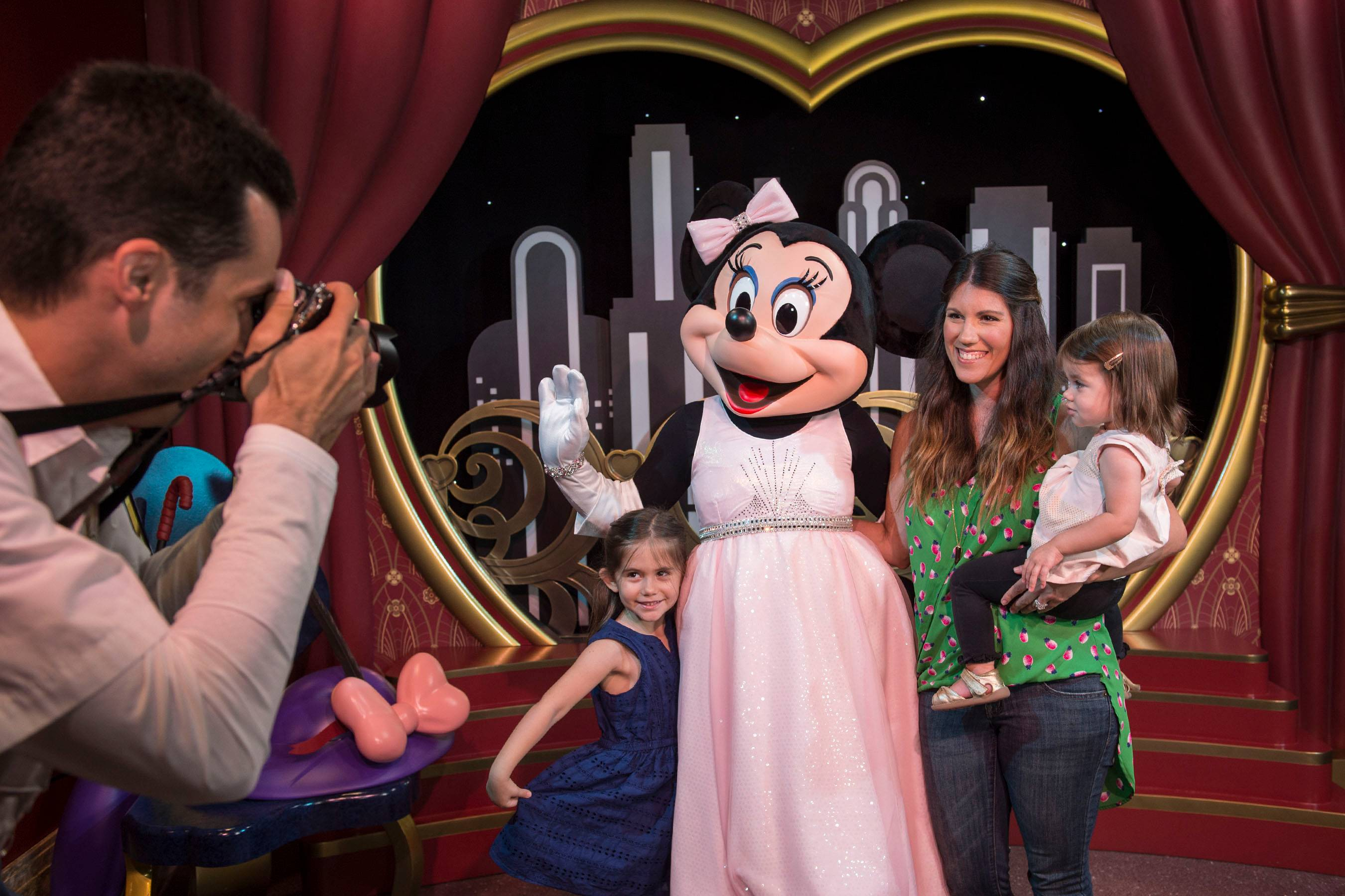 Mickey and Minnie Starring in Red Carpet Dreams overview