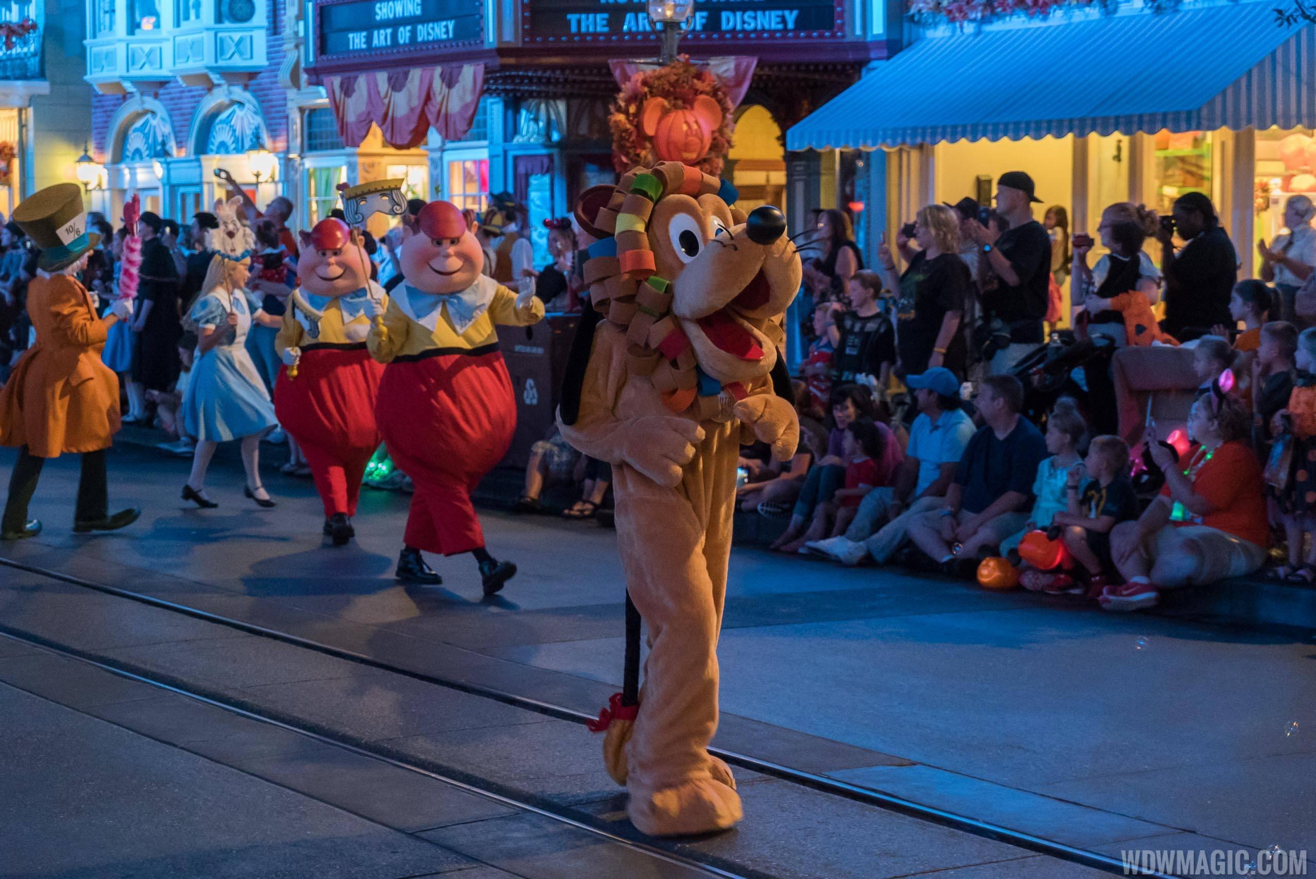 Mickey's Boo to You Halloween Parade 2015