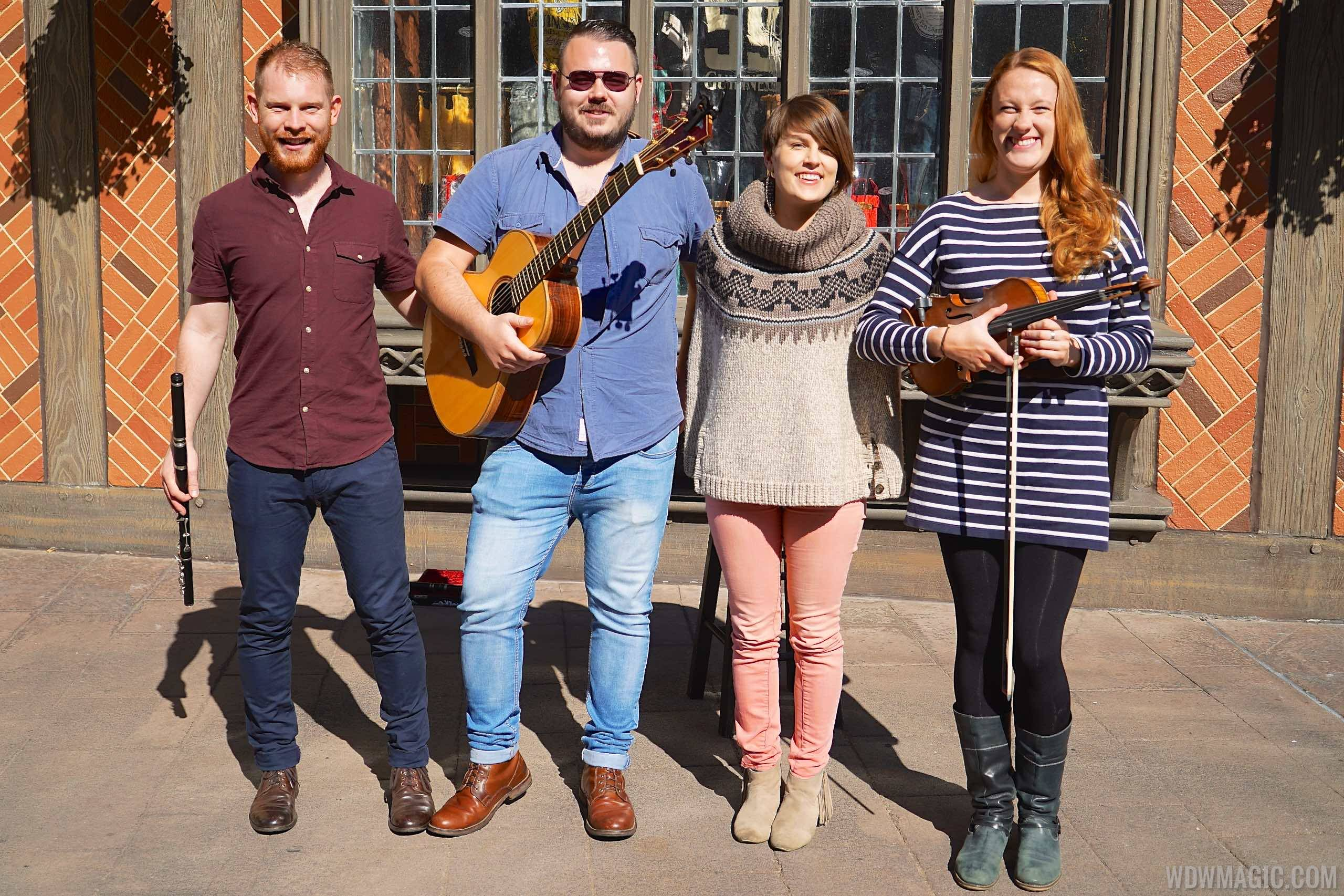 The Paul McKenna Band