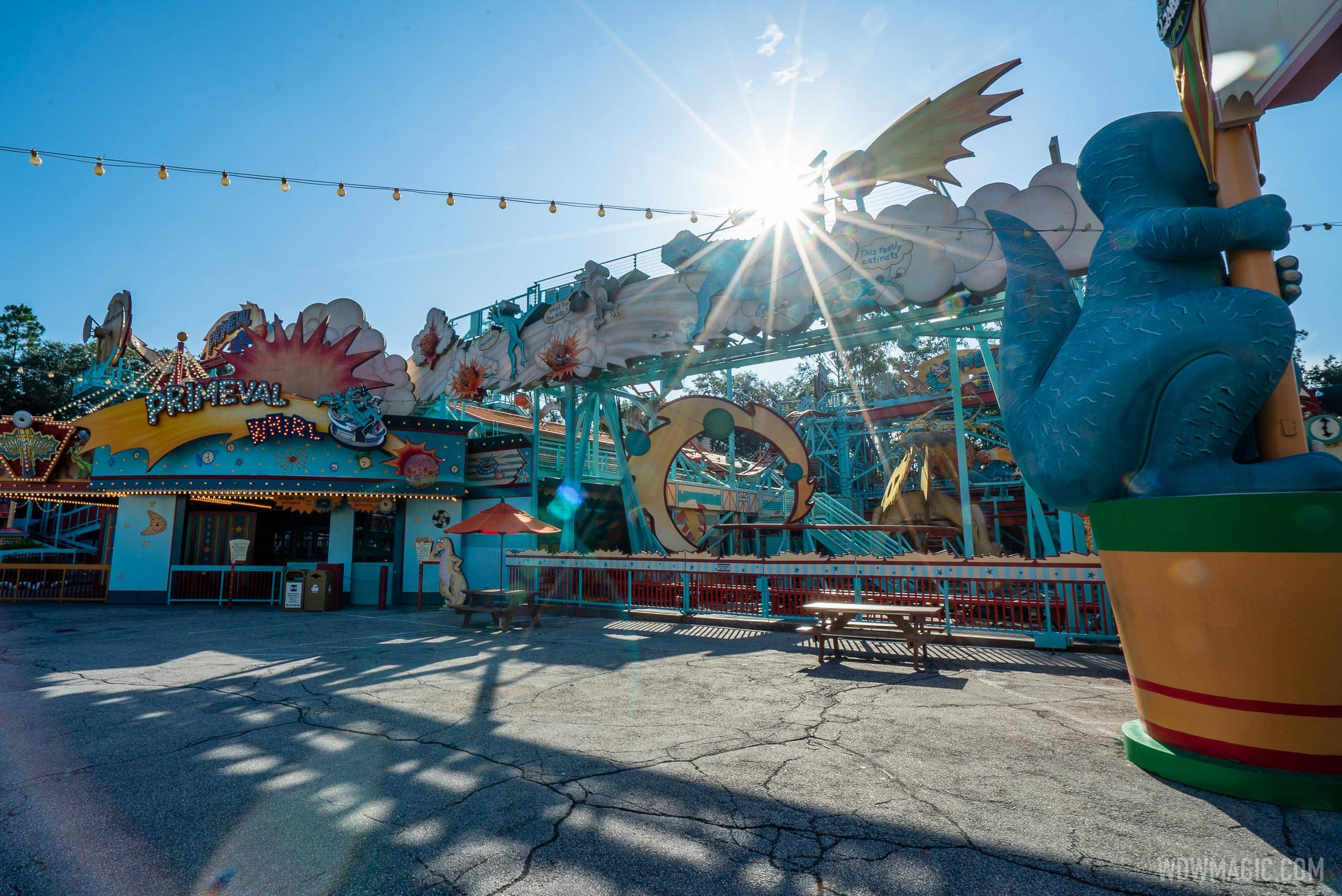 Primeval Whirl overview