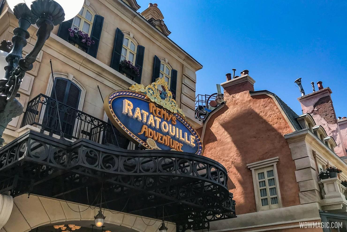 Inside Remy's Ratatouille Adventure - Cast Member previews