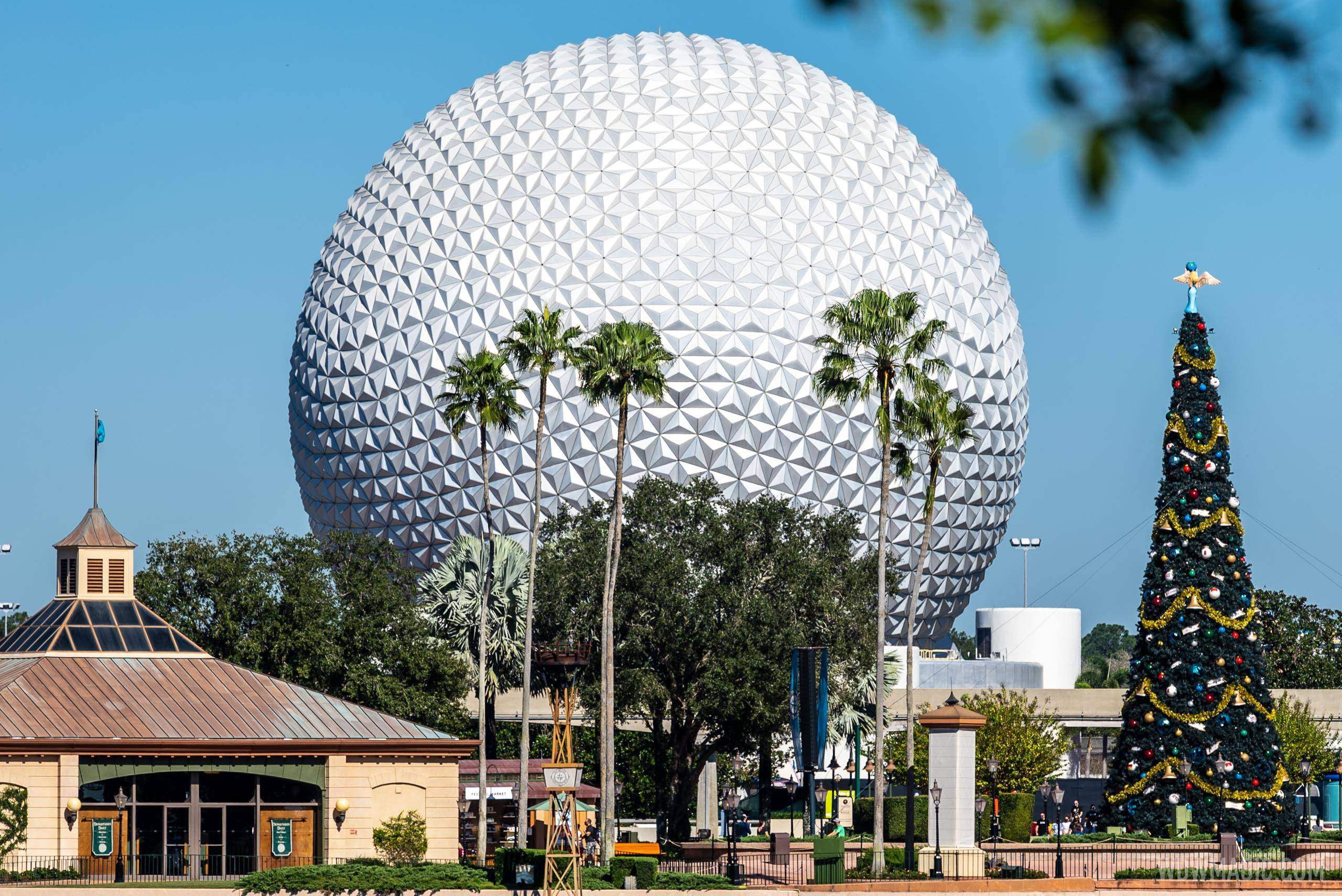 Spaceship Earth overview