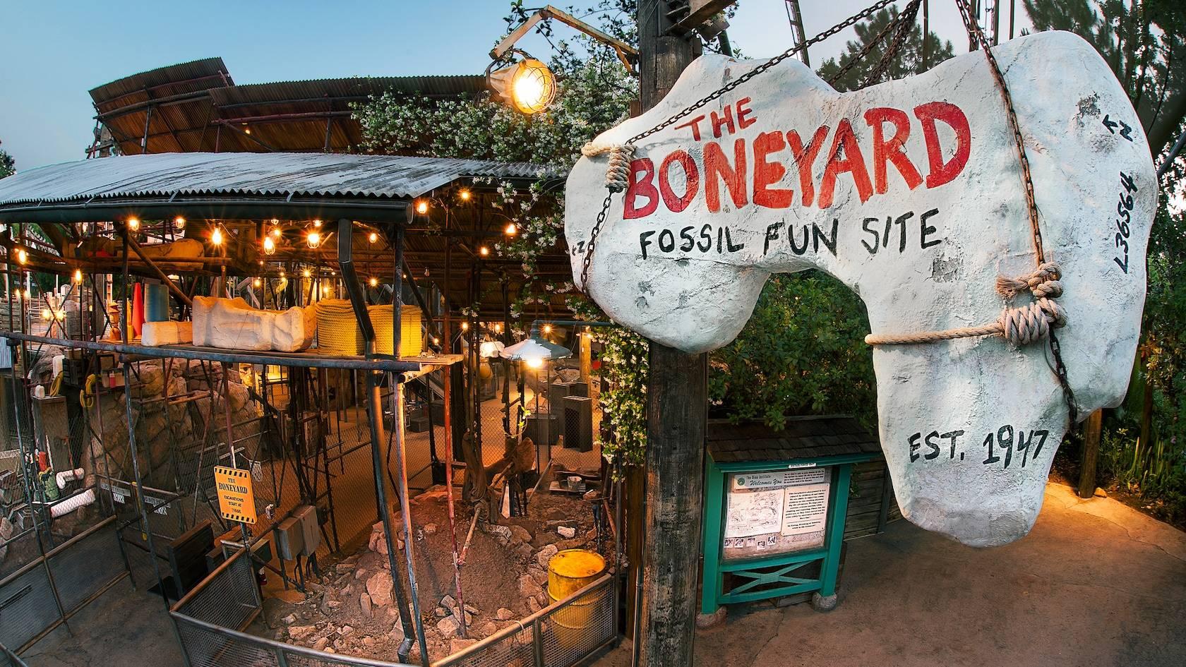The Boneyard overview