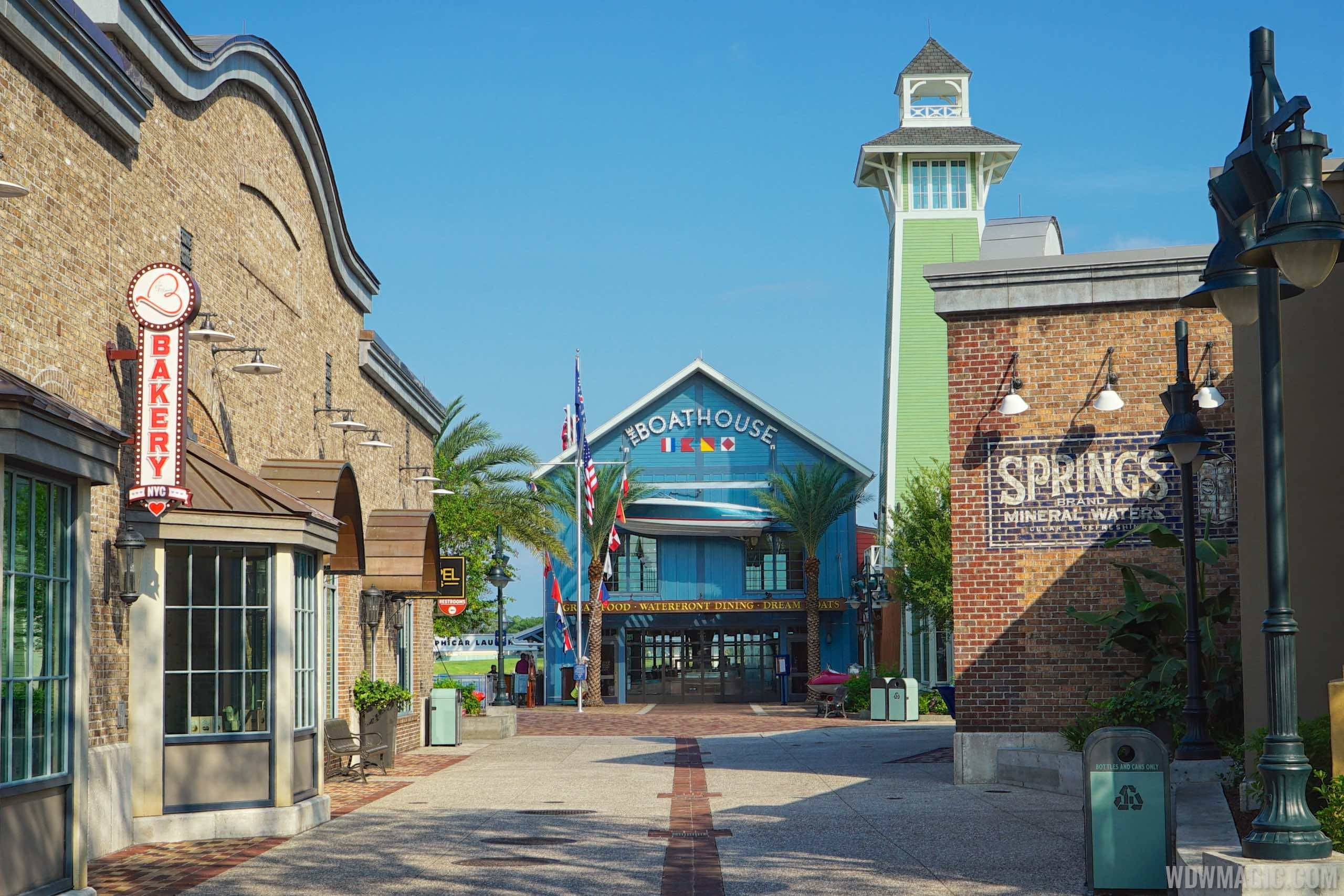 Disney Springs overview