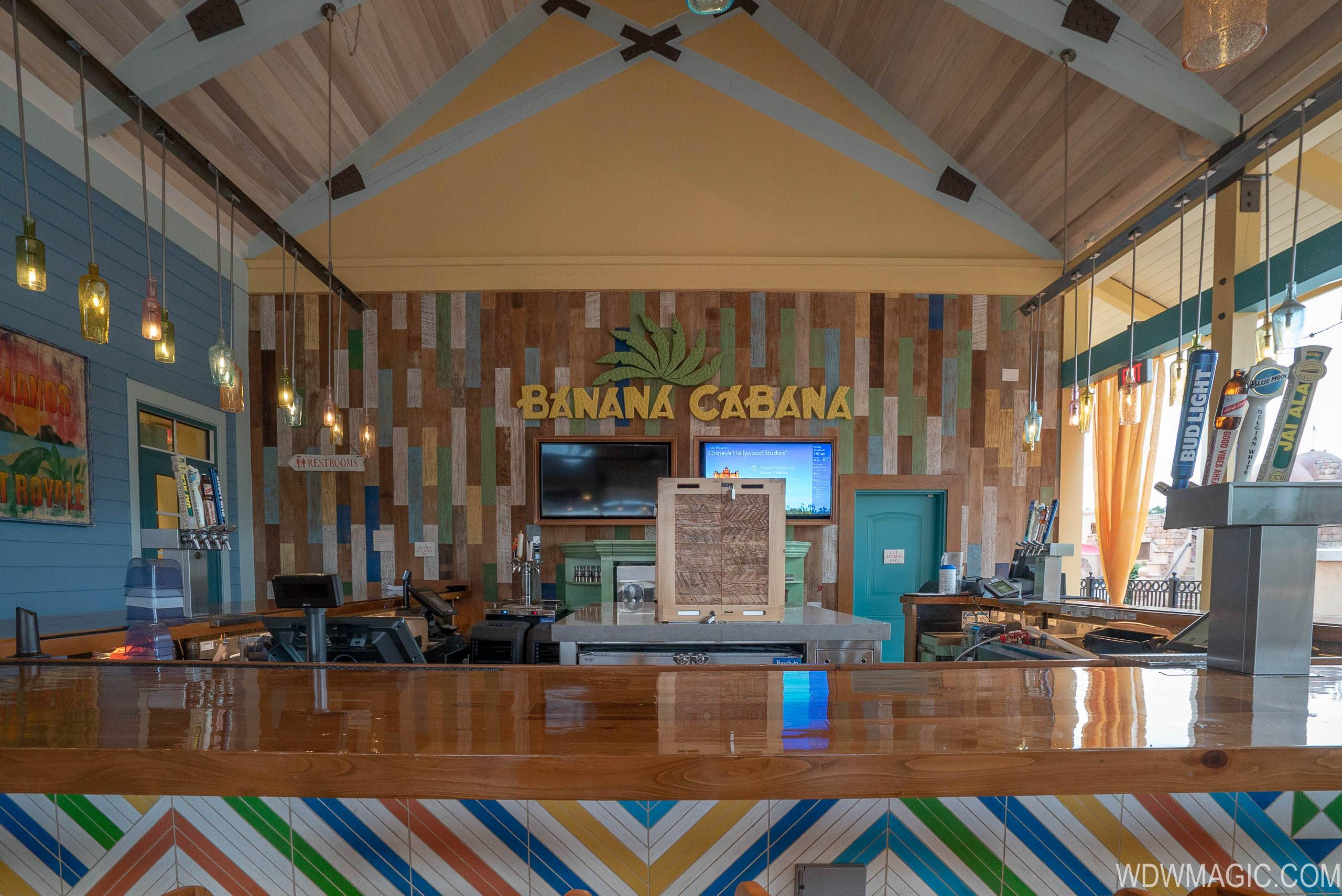 Banana Cabana overview