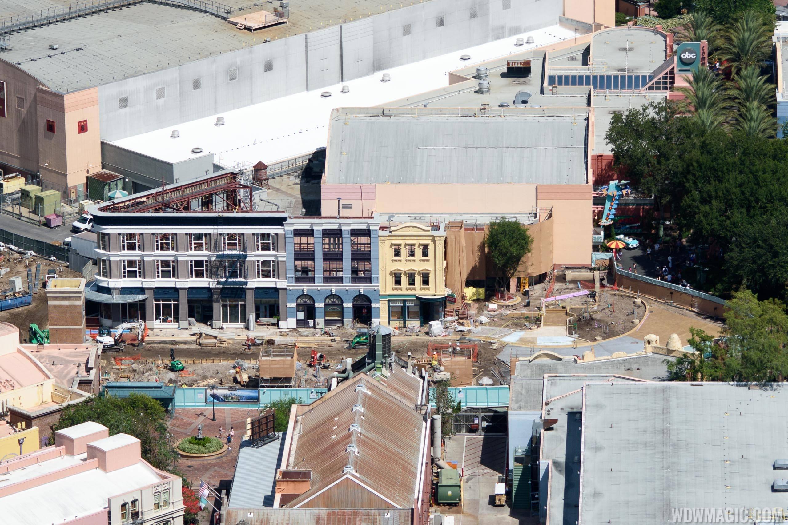 Grand Avenue construction