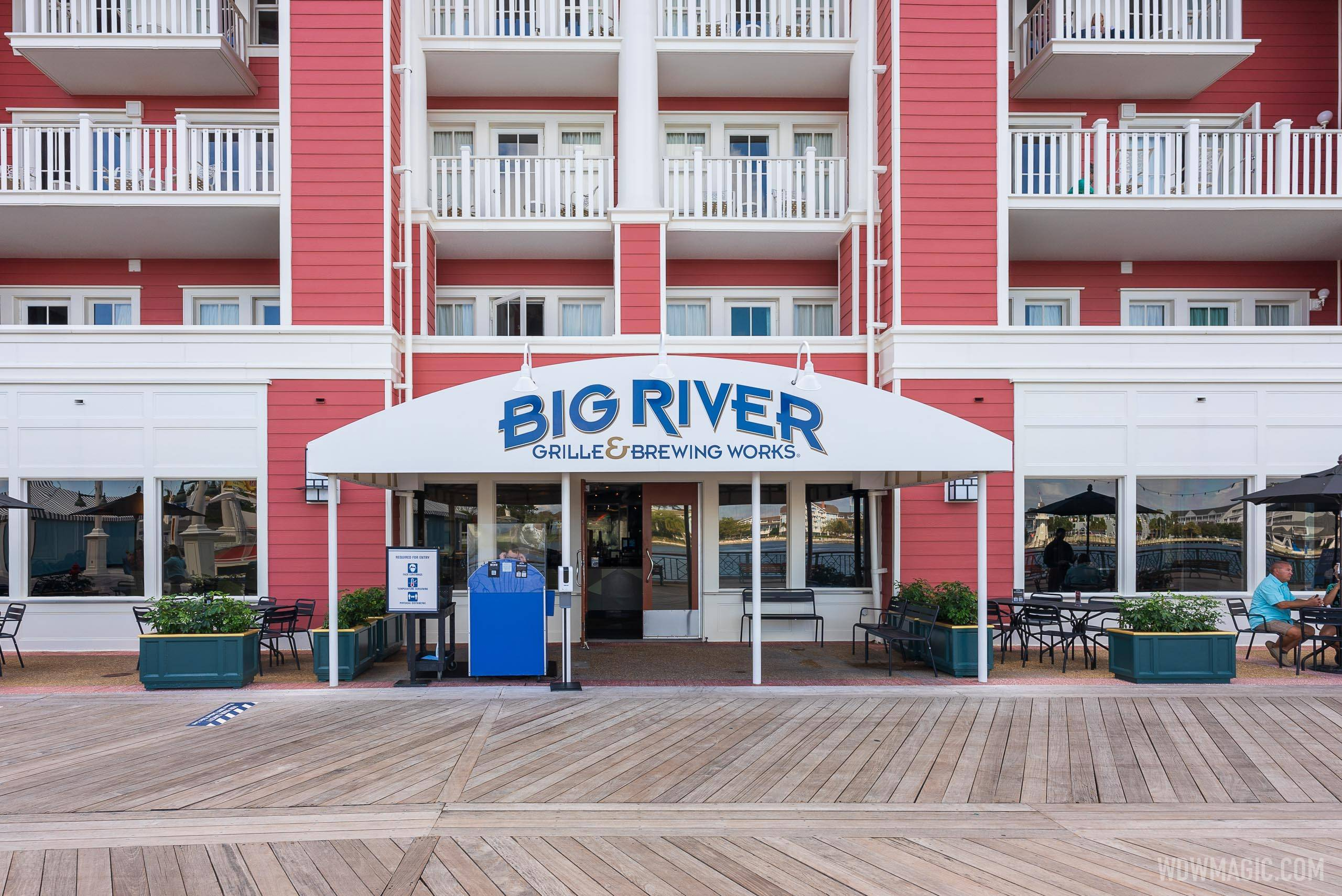 Big River Grille and Brewing Works overview