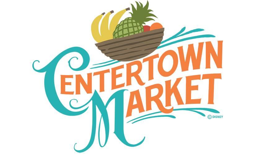 Centertown Market concept art