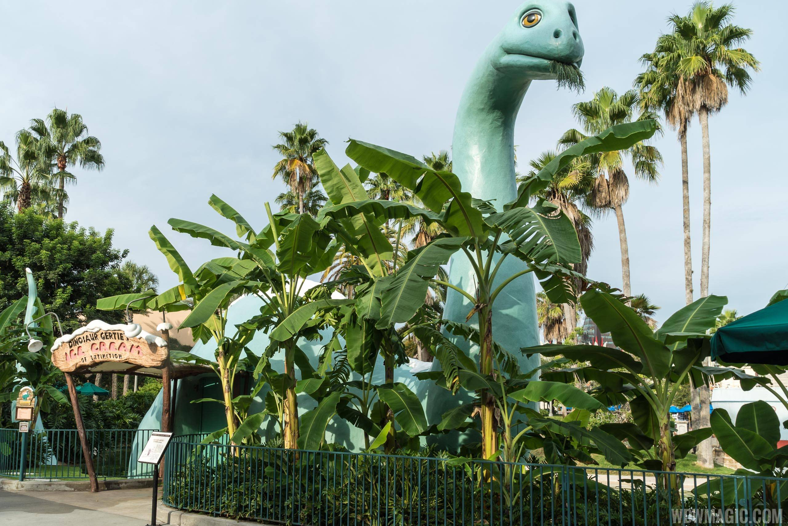 Dinosaur Gerties Ice Cream of Extinction overview