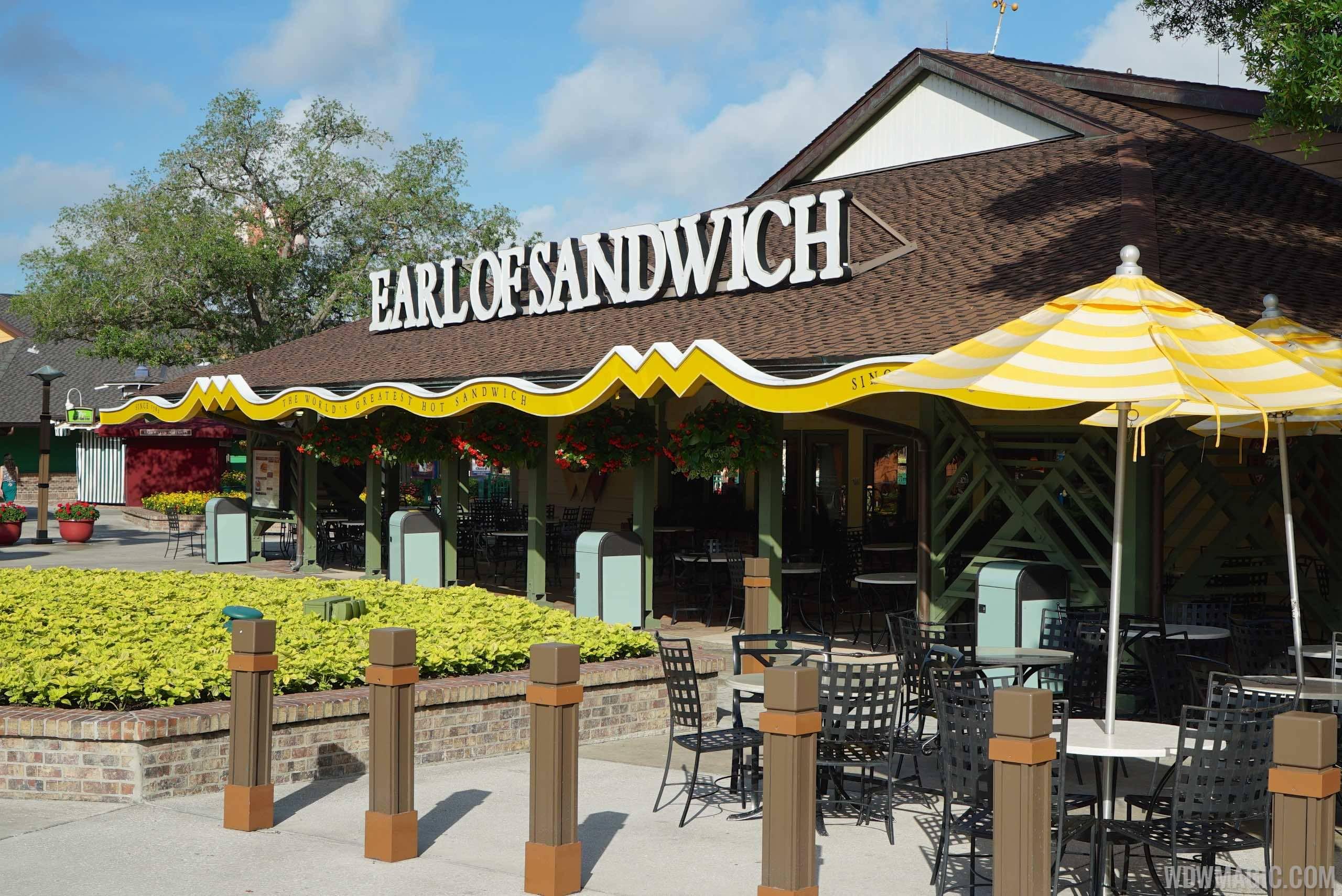 Earl of Sandwich overview