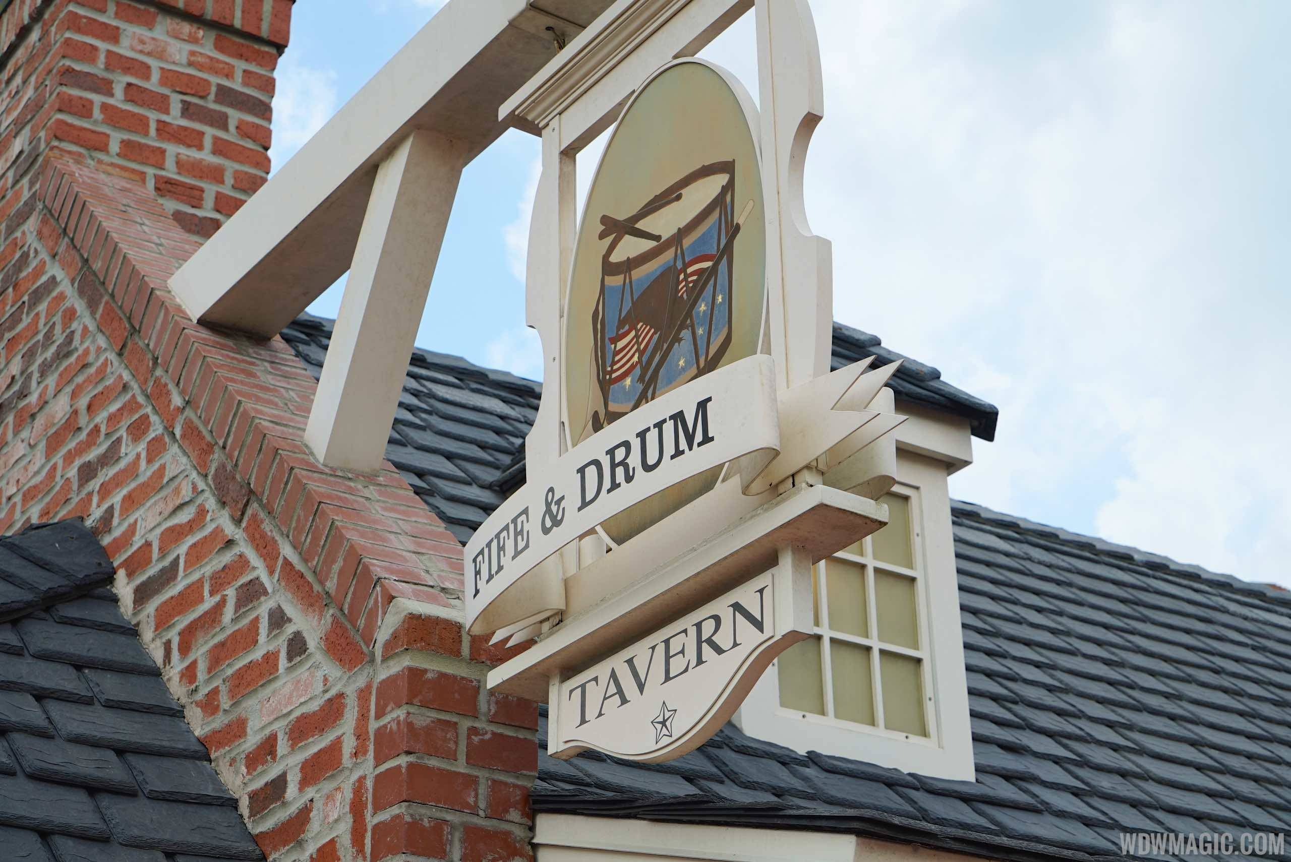 Fife and Drum Tavern overview