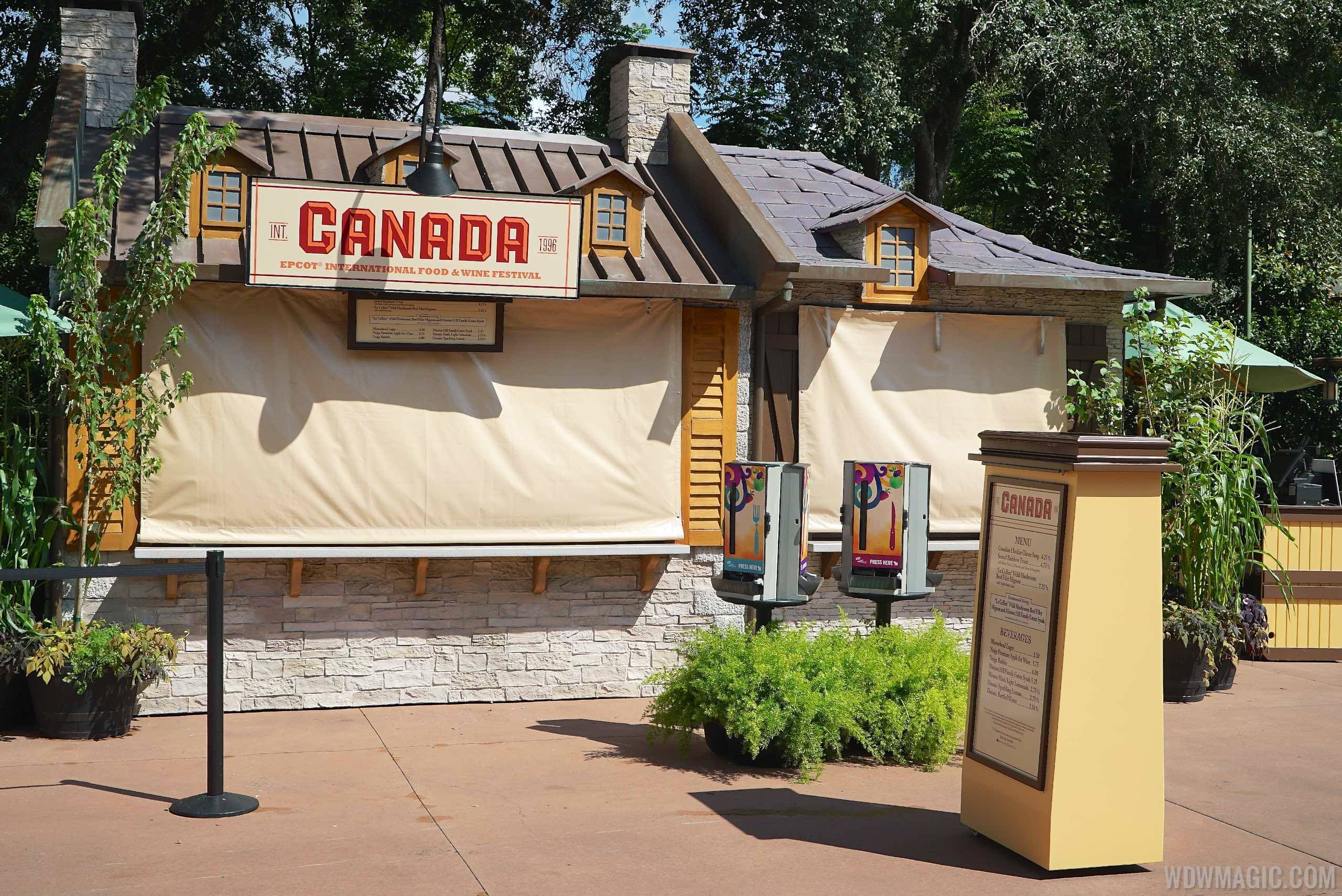 Canada Food and Wine Marketplace overview