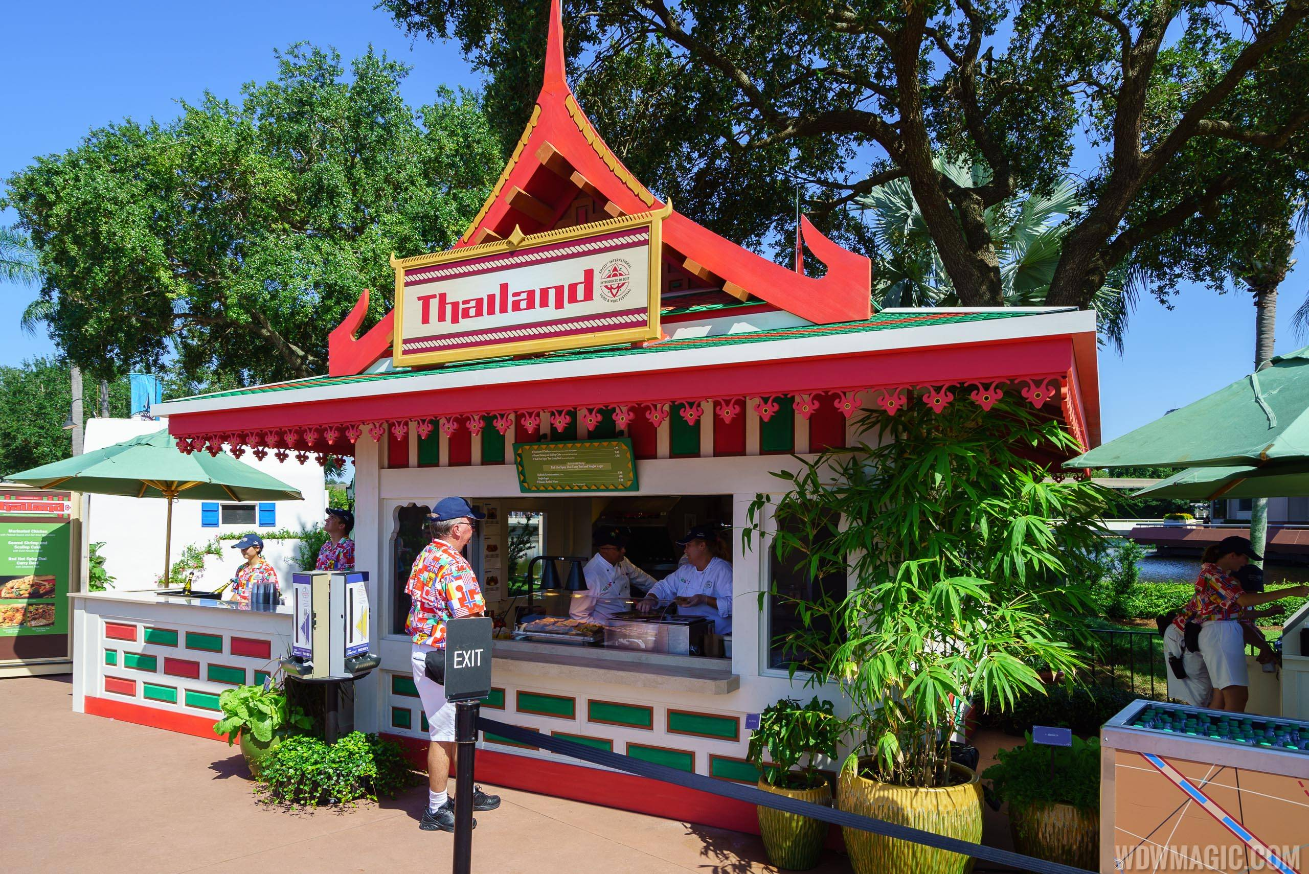 Thailand Food and Wine Marketplace overview