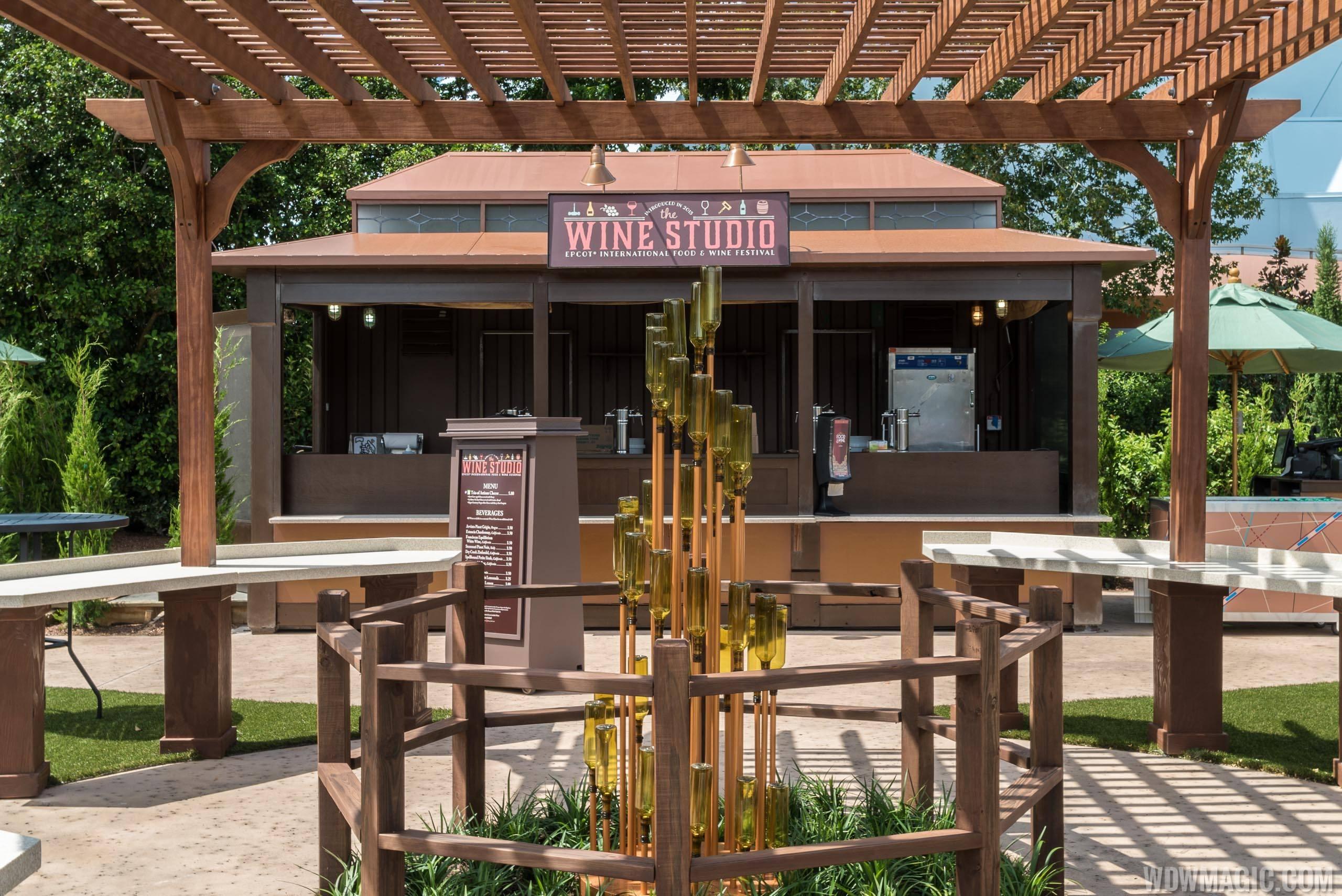 Wine Studio overview