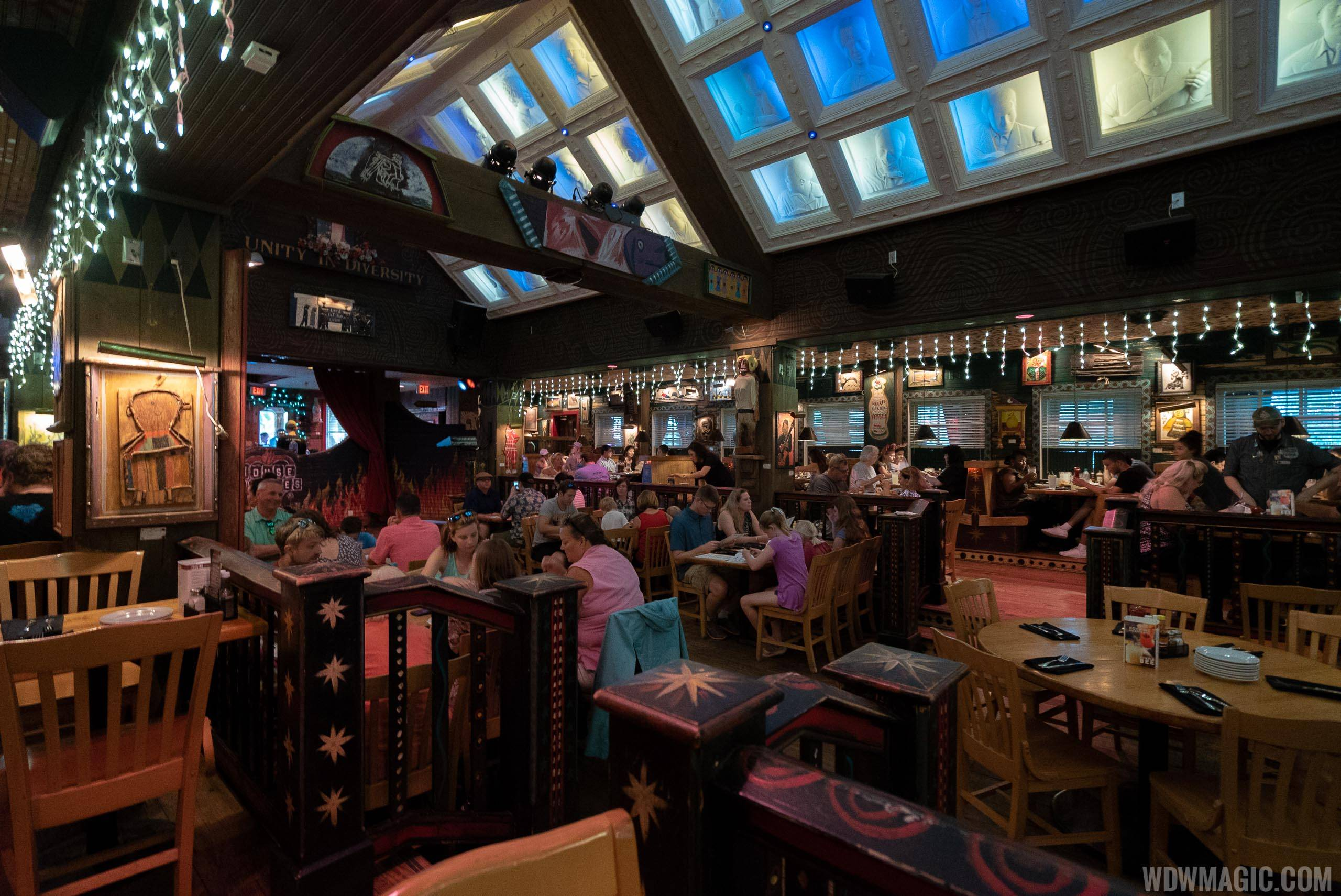 House of Blues overview