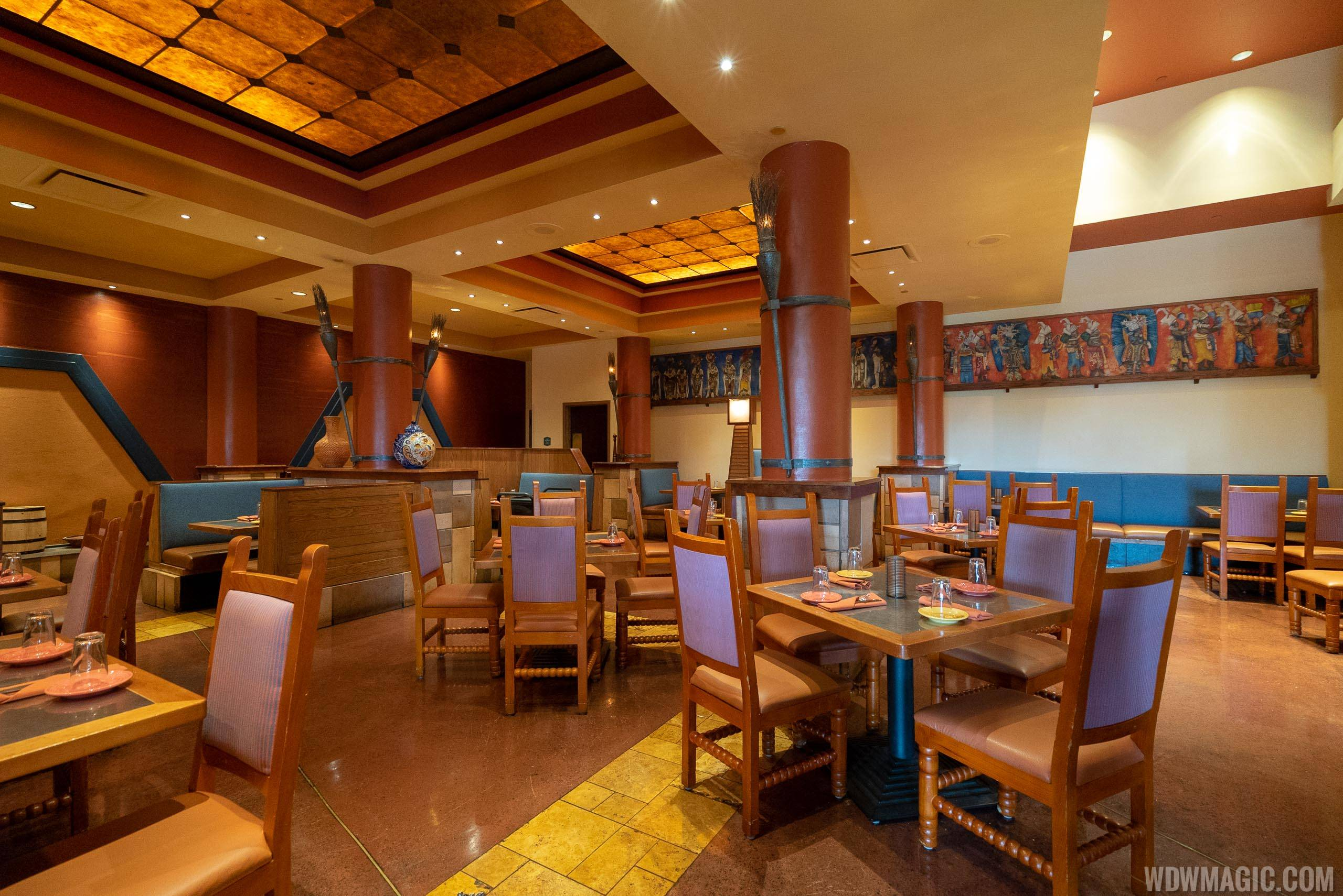 Maya Grill overview