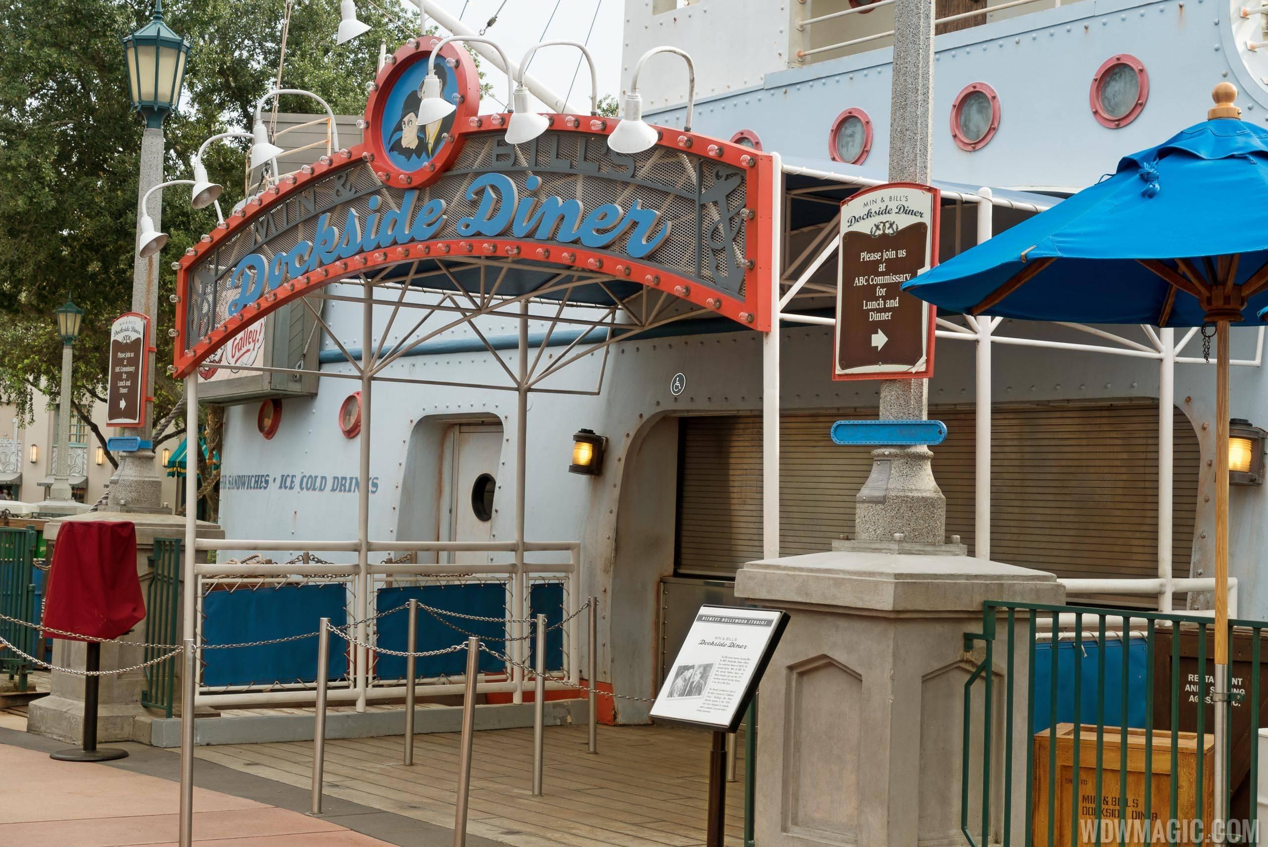 Min and Bills Dockside Diner overview