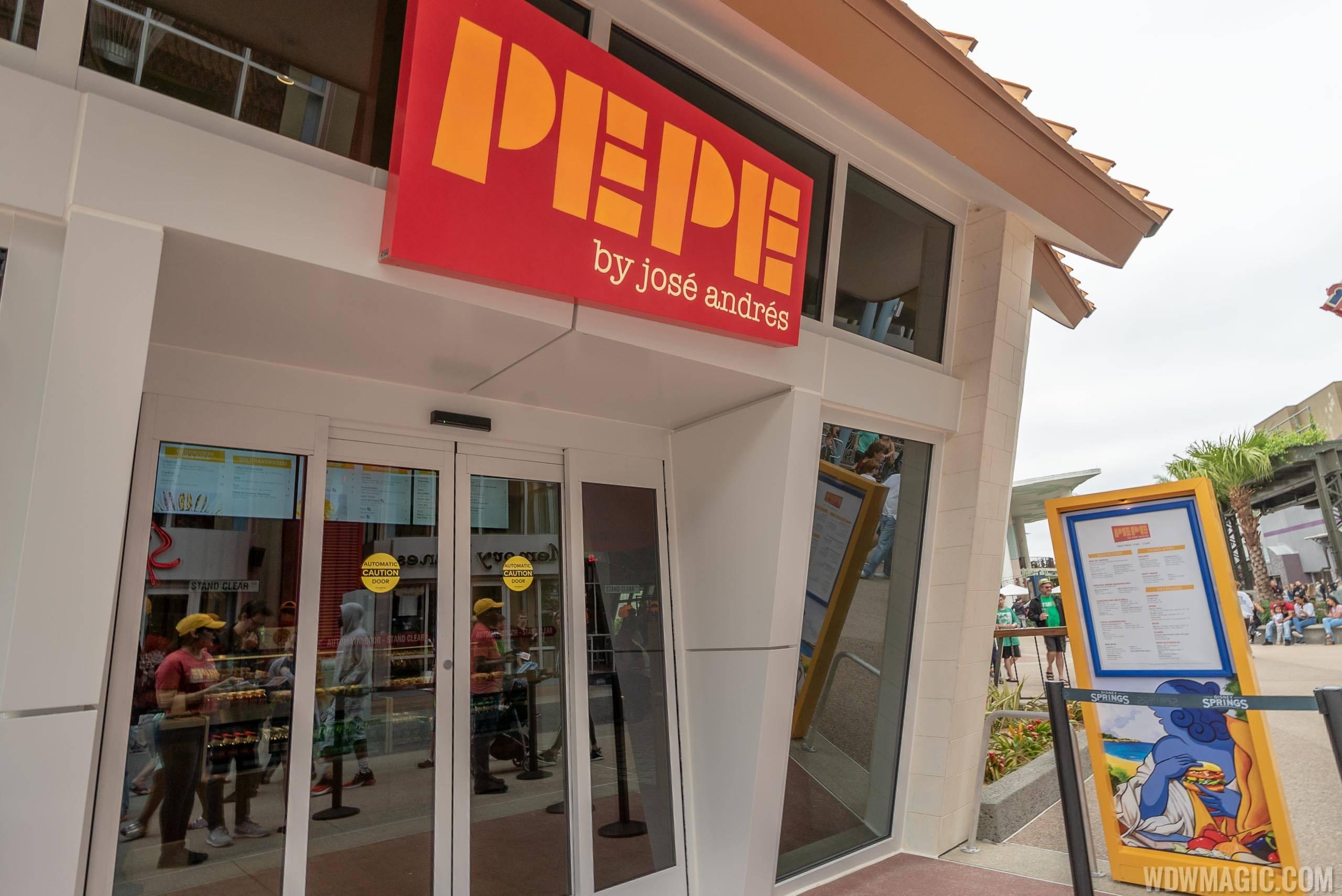 Pepe by José Andrés overview