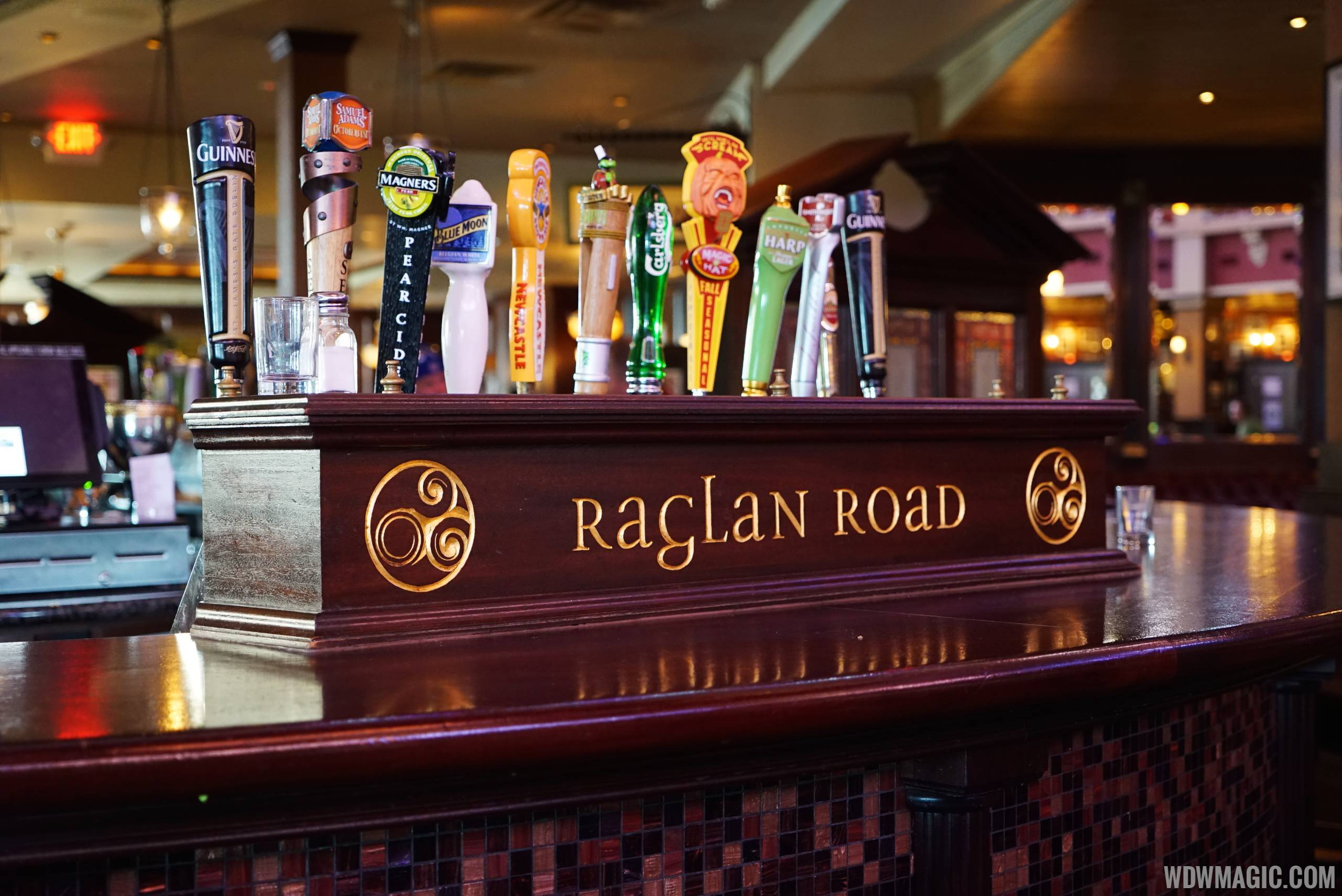 Raglan Road overview