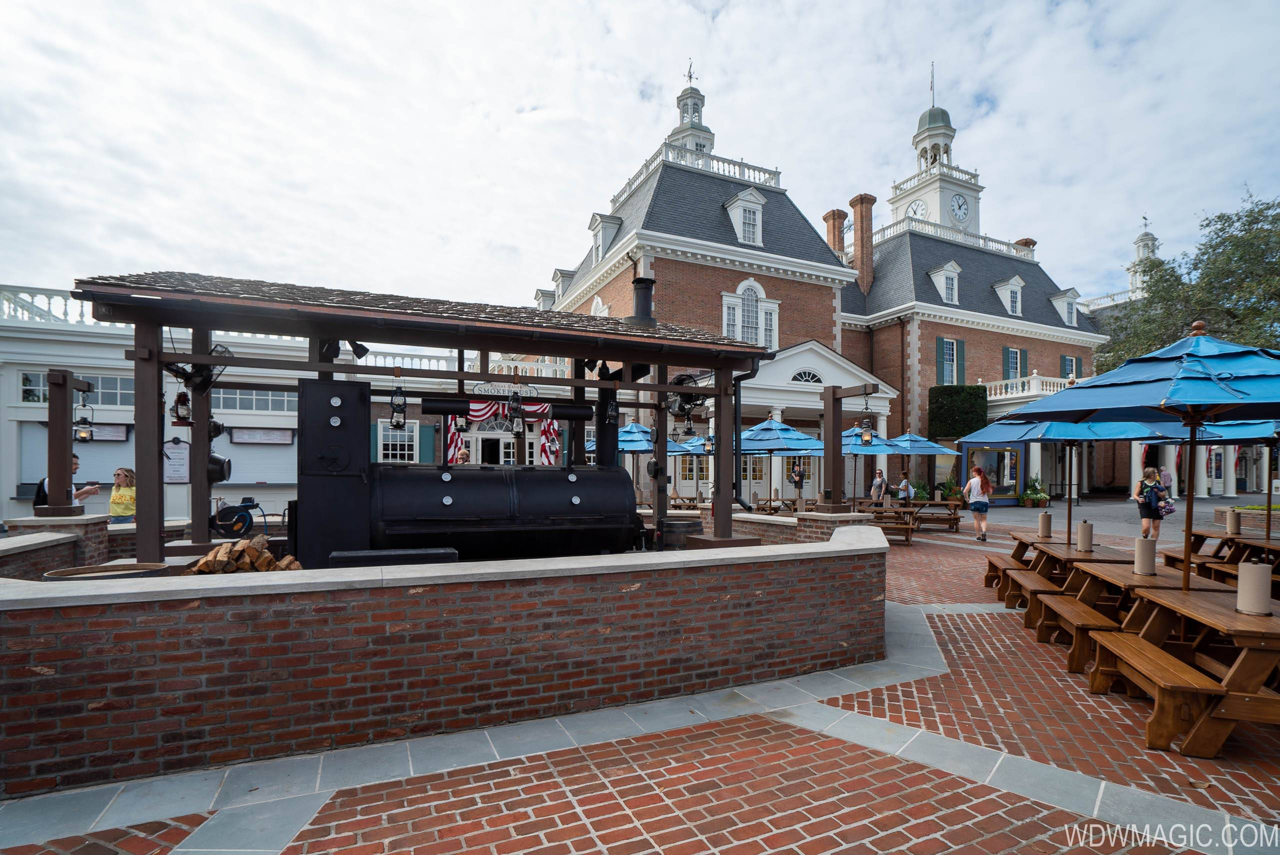 Regal Eagle Smokehouse overview