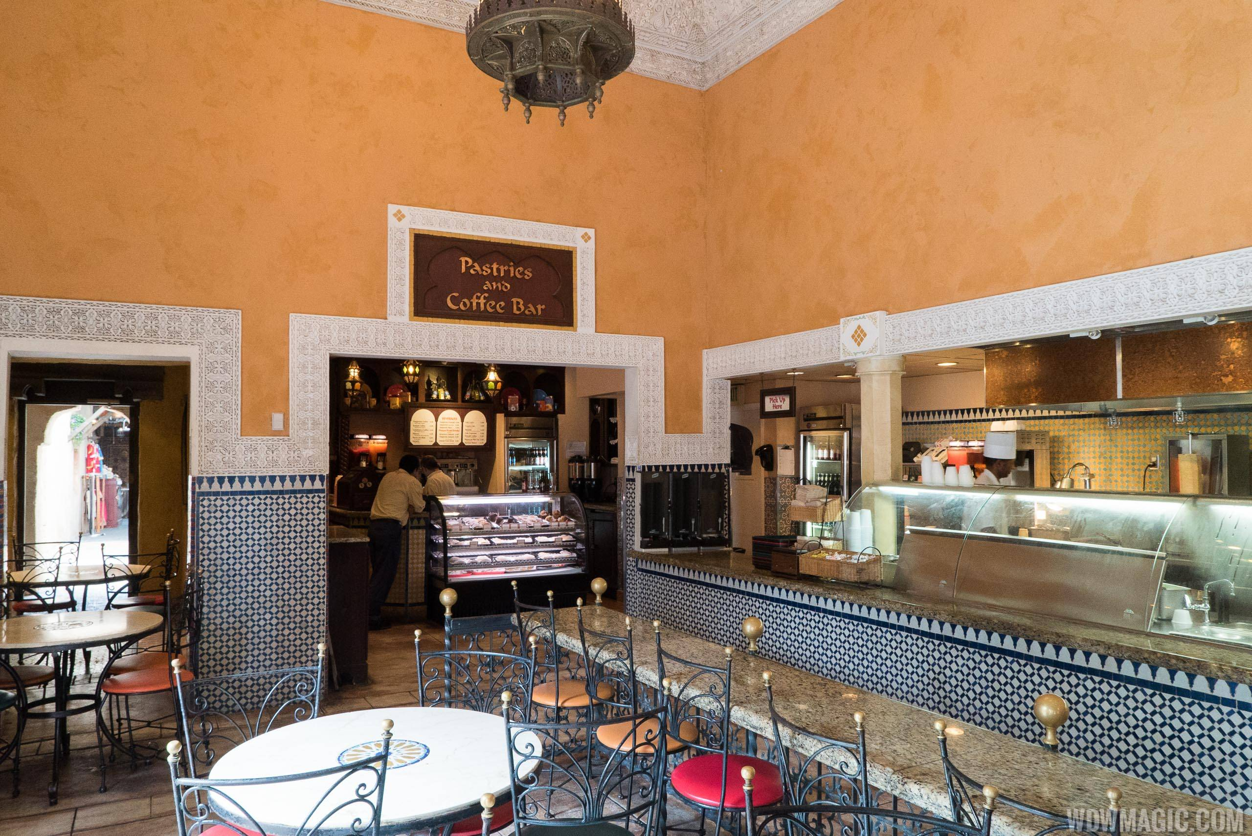 Tangierine Cafe overview