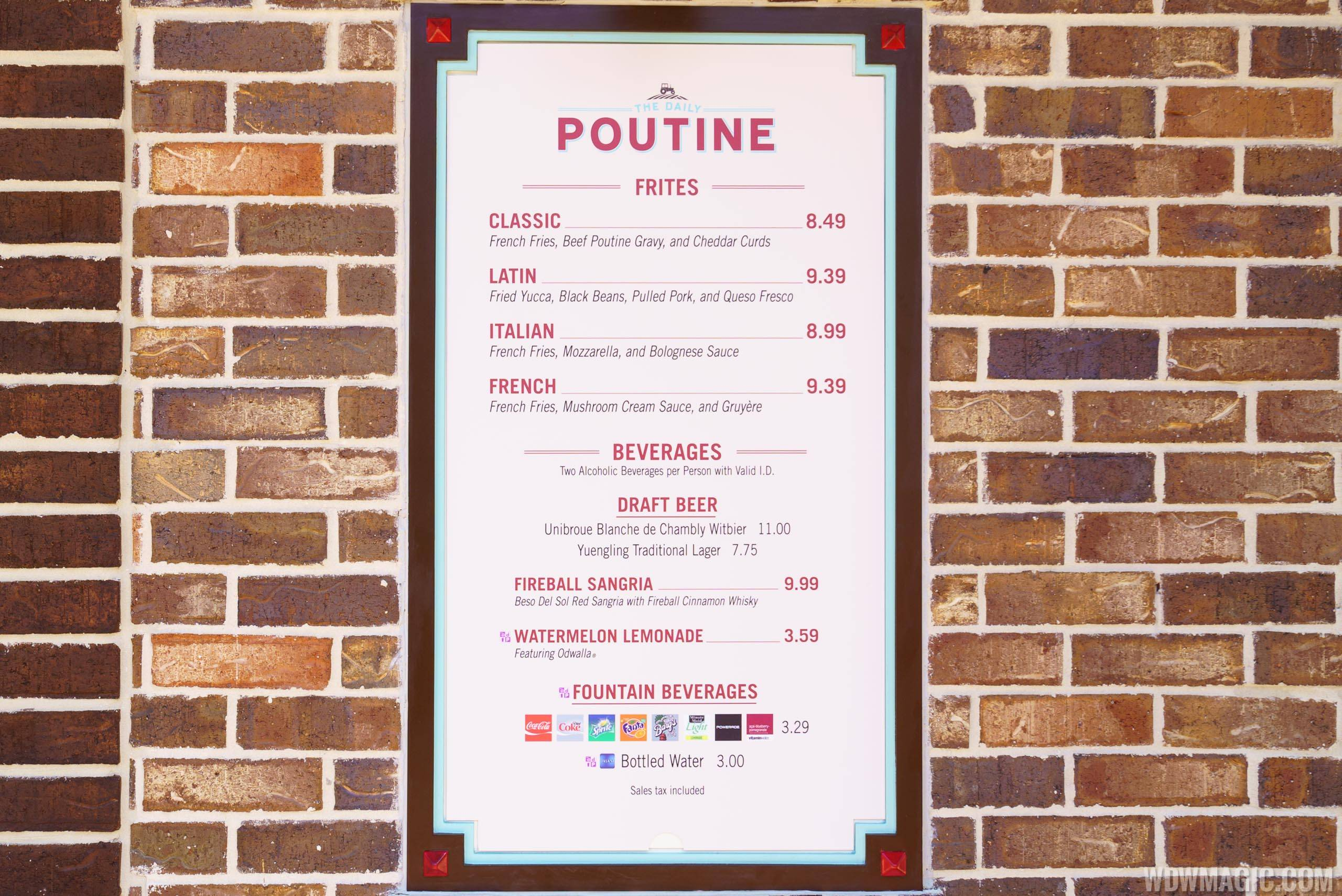 The Daily Poutine overview