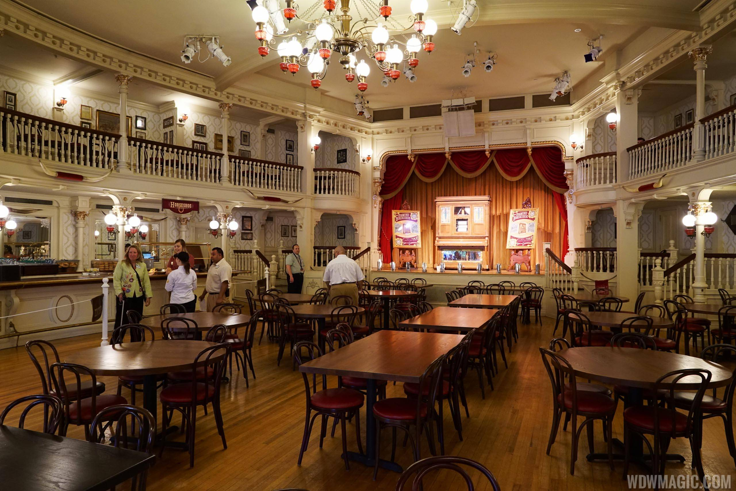 The Diamond Horseshoe overview
