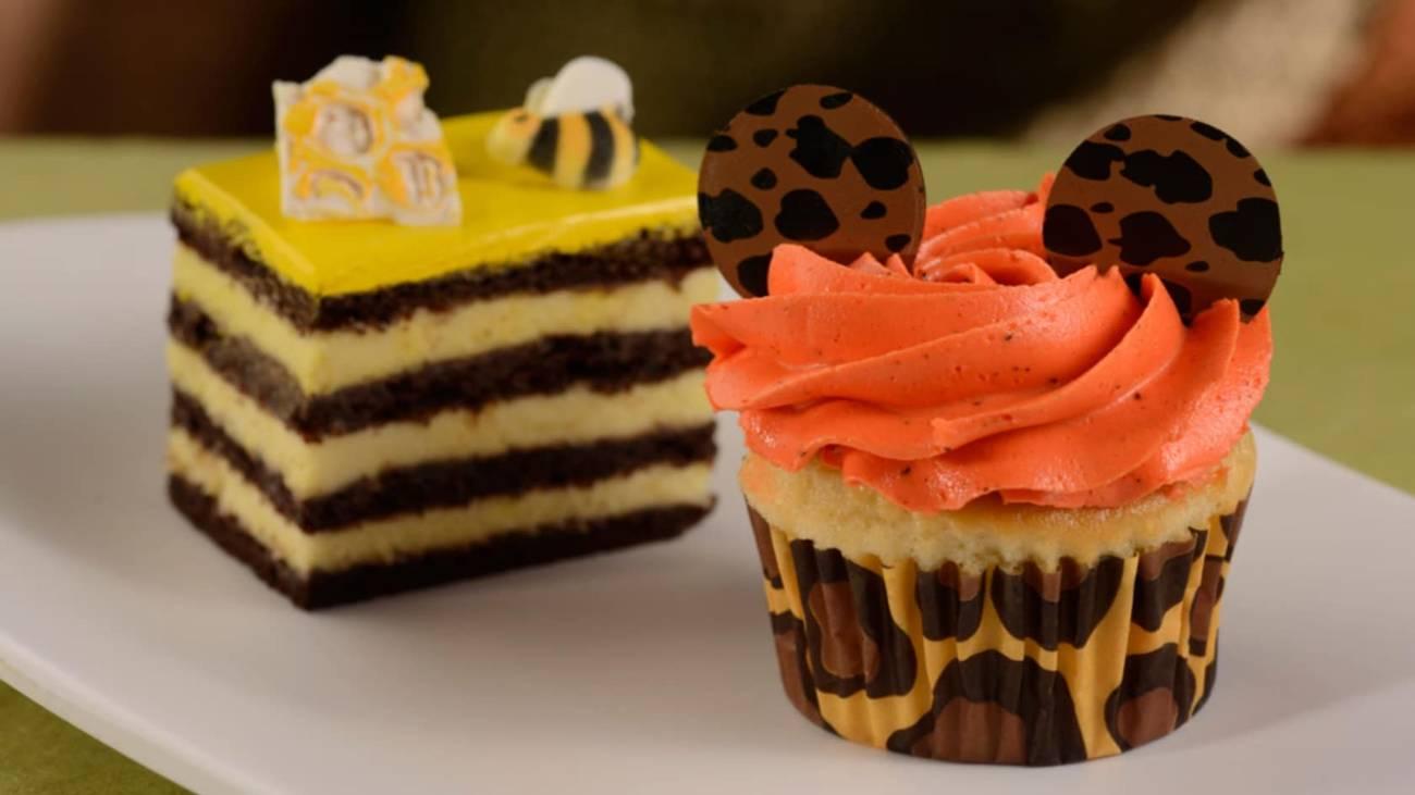 Tusker House desserts