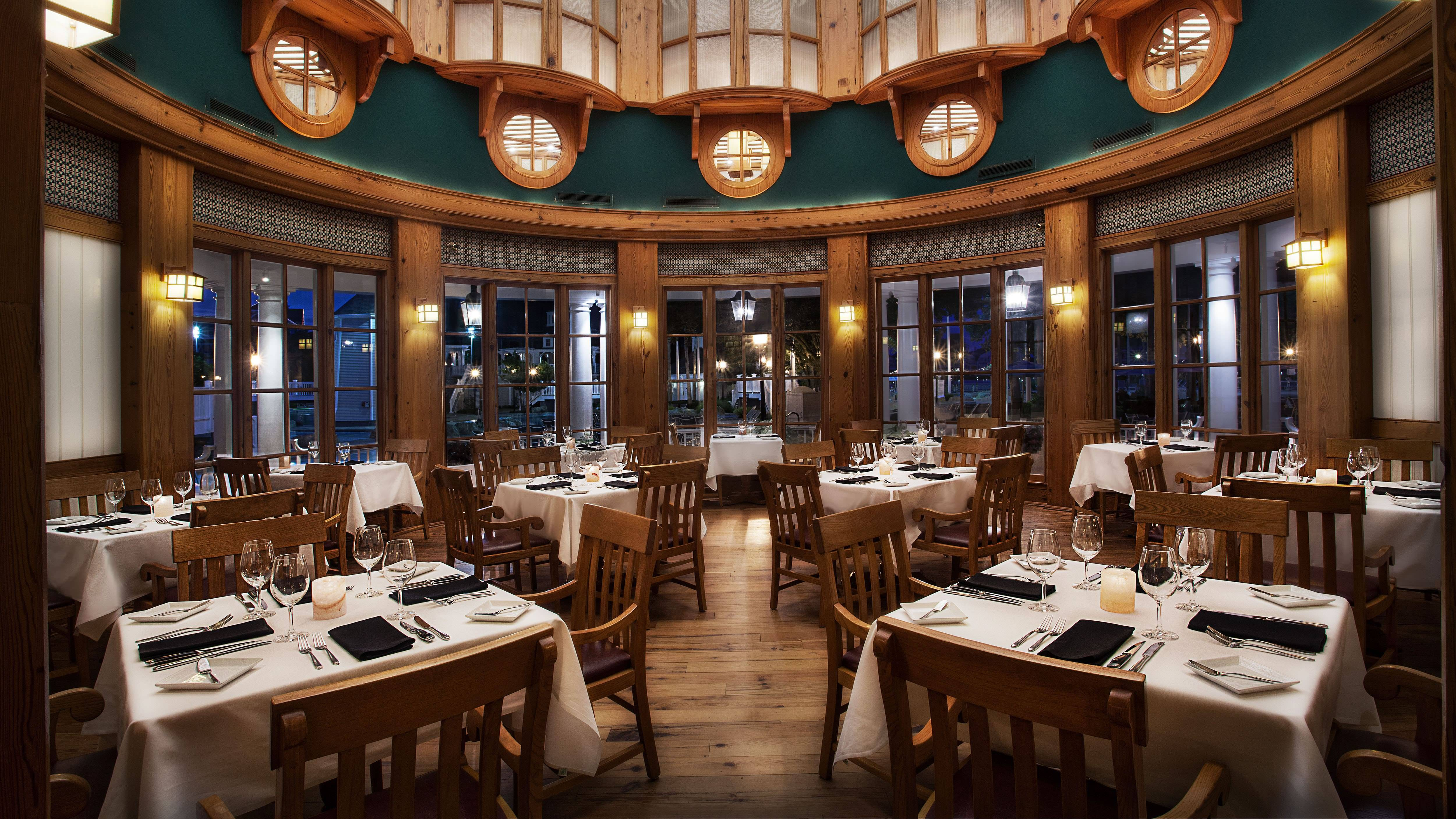 Yachtsman Steakhouse overview