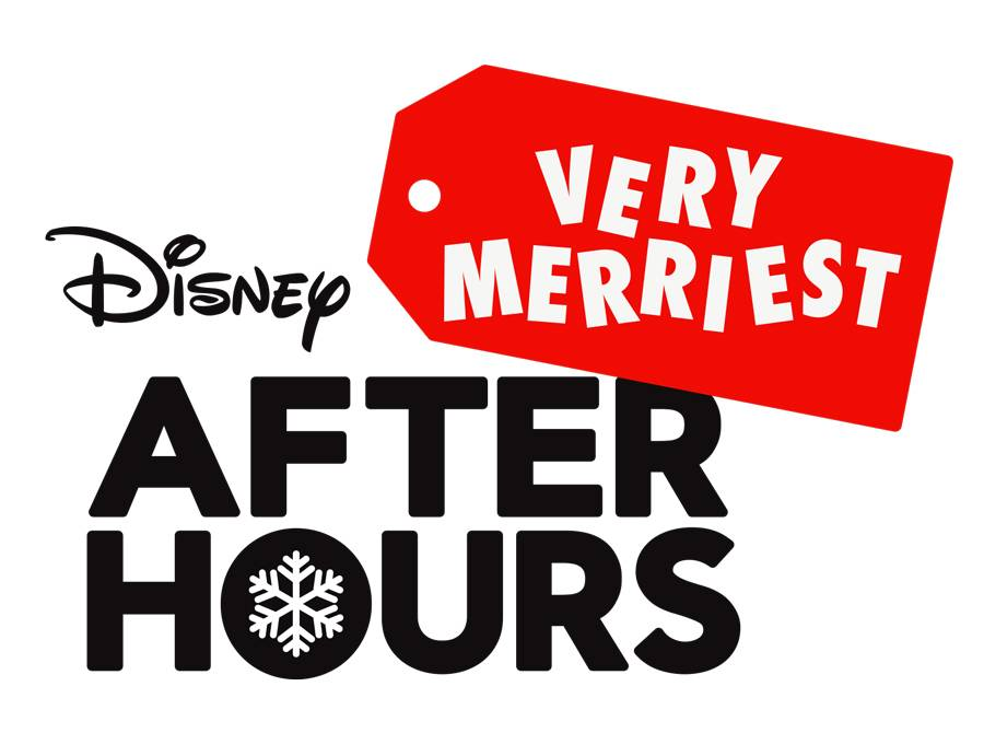 Disney Very Merriest After Hours overview