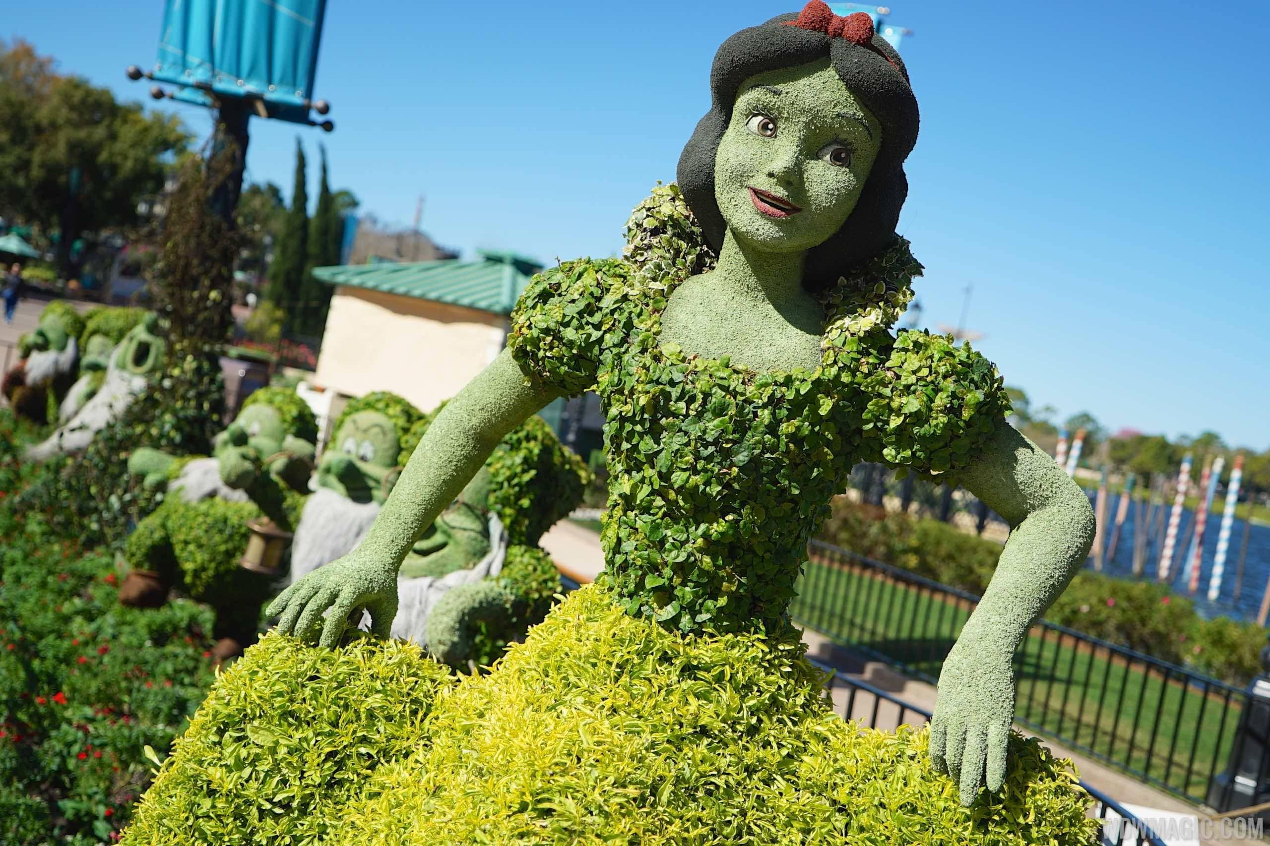 Epcot International Flower and Garden Festival overview