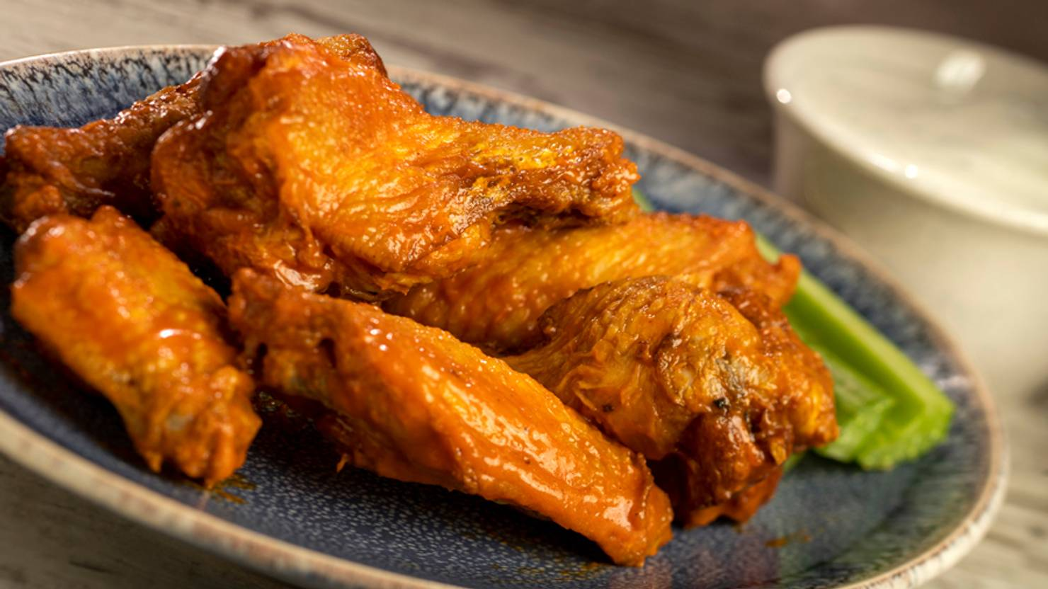 Brew-Wing - Garlic-Parmesan Wings