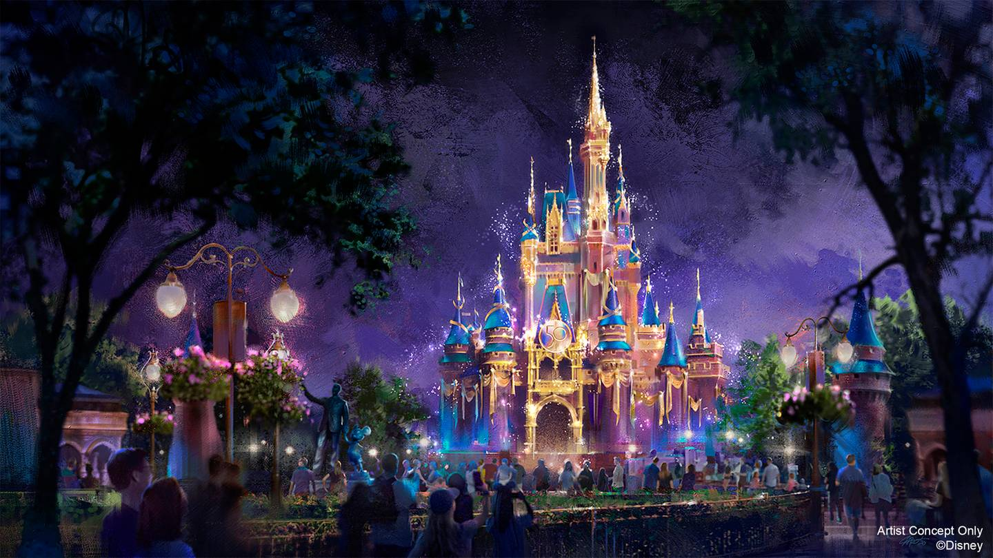 The World's Most Magical Celebration overview