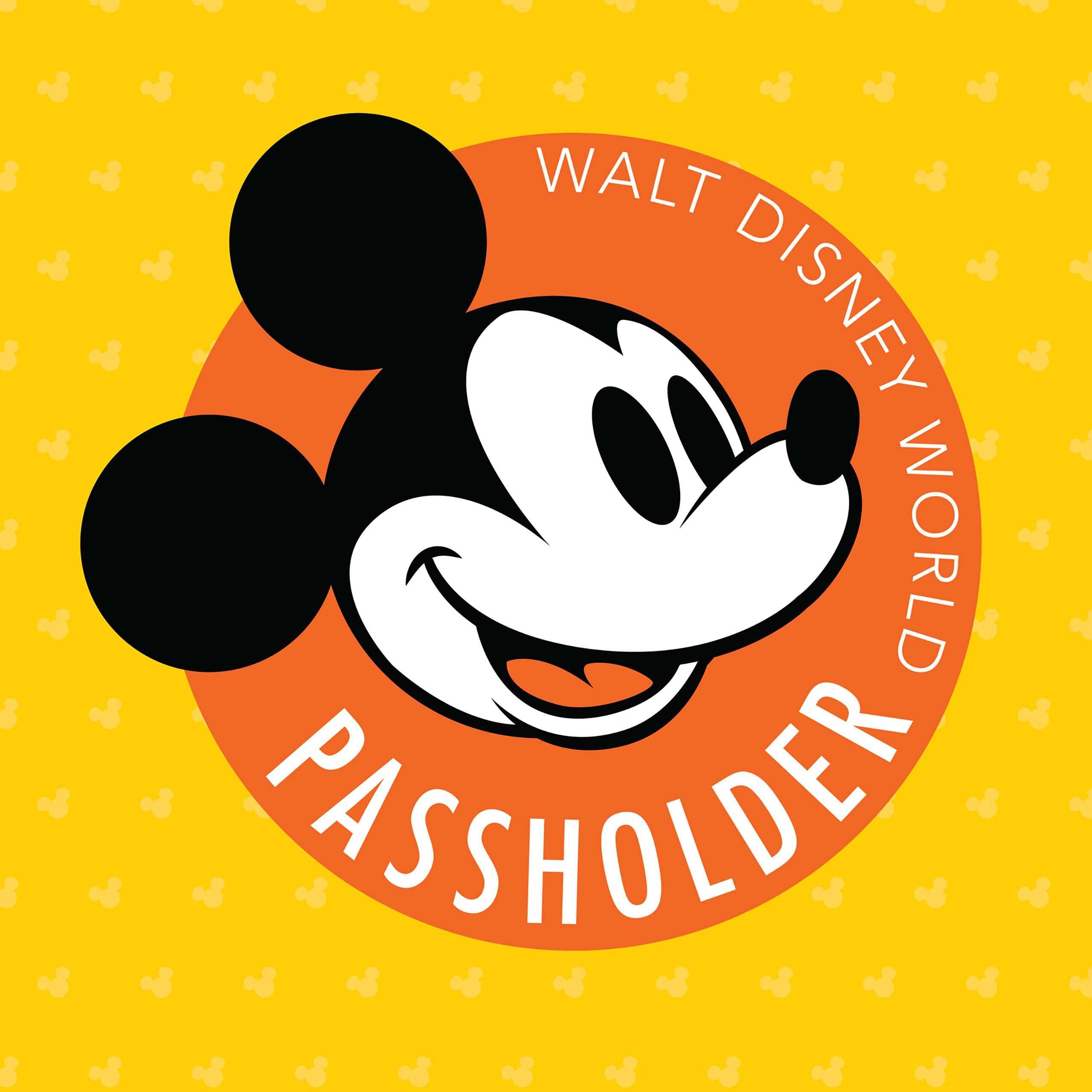 Walt Disney World Annual Passholder logo