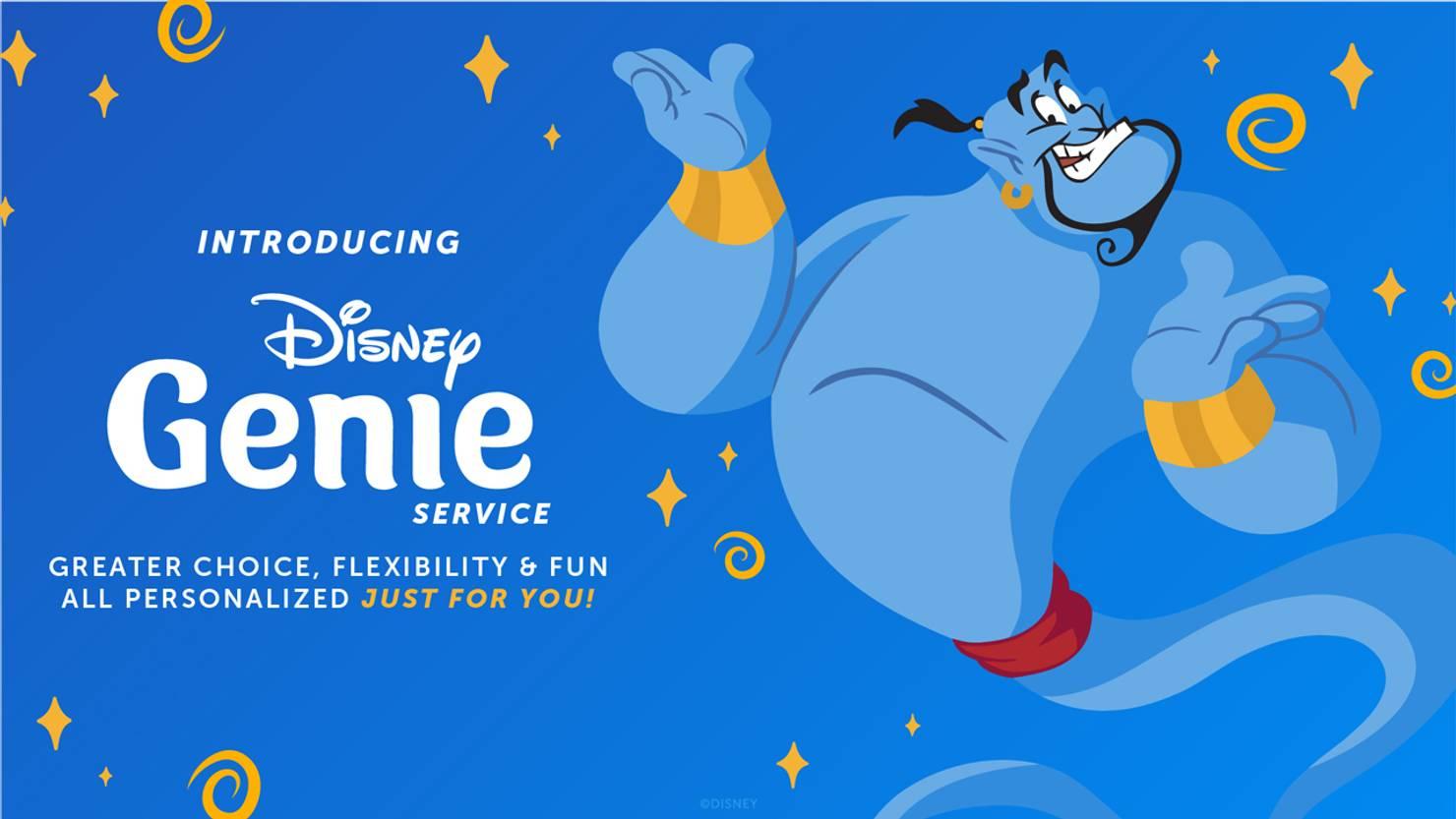 Disney Genie overview