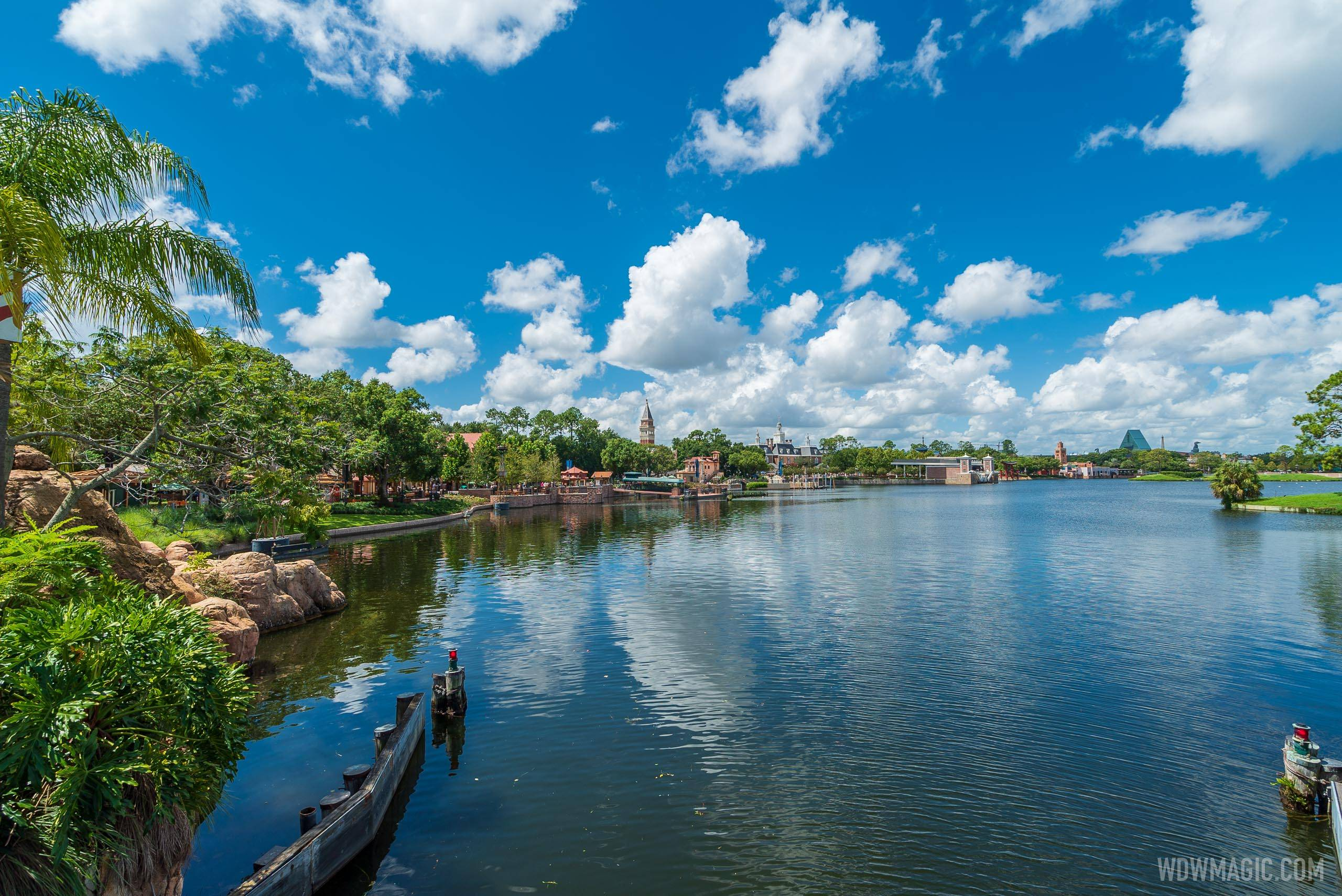 EPCOT After 4 overview