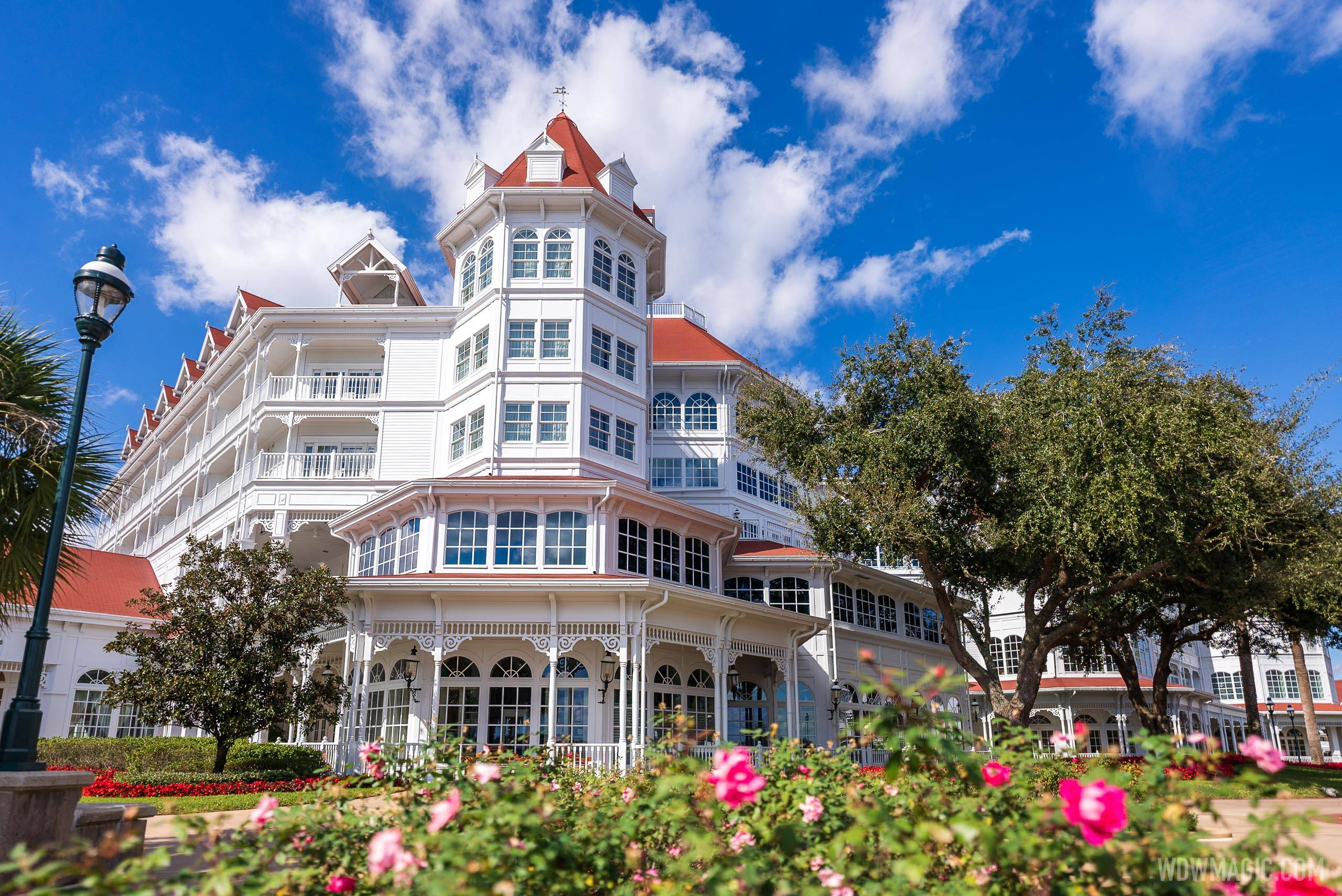 Disney's Grand Floridan Resort overview