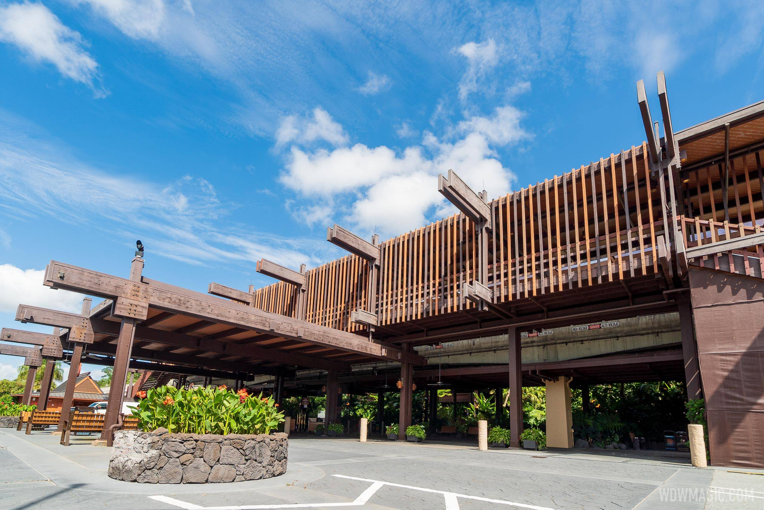 Polynesian Village Resort Great Ceremonial House - September 2020