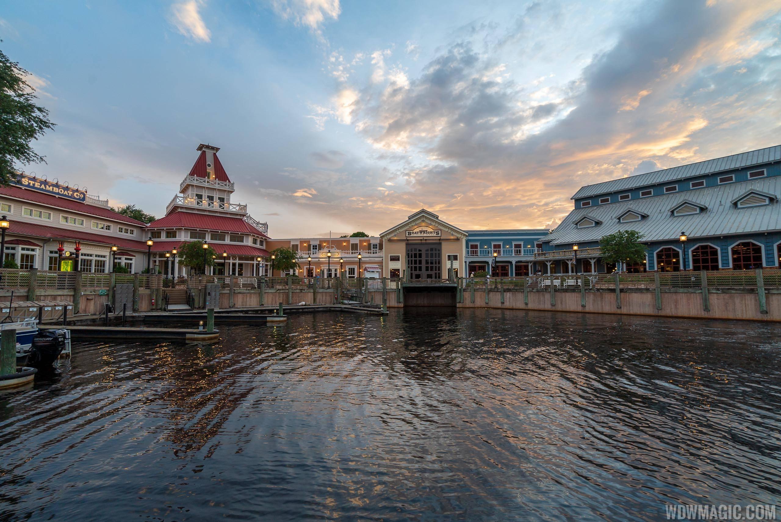 Disney's Port Orleans Riverside overview
