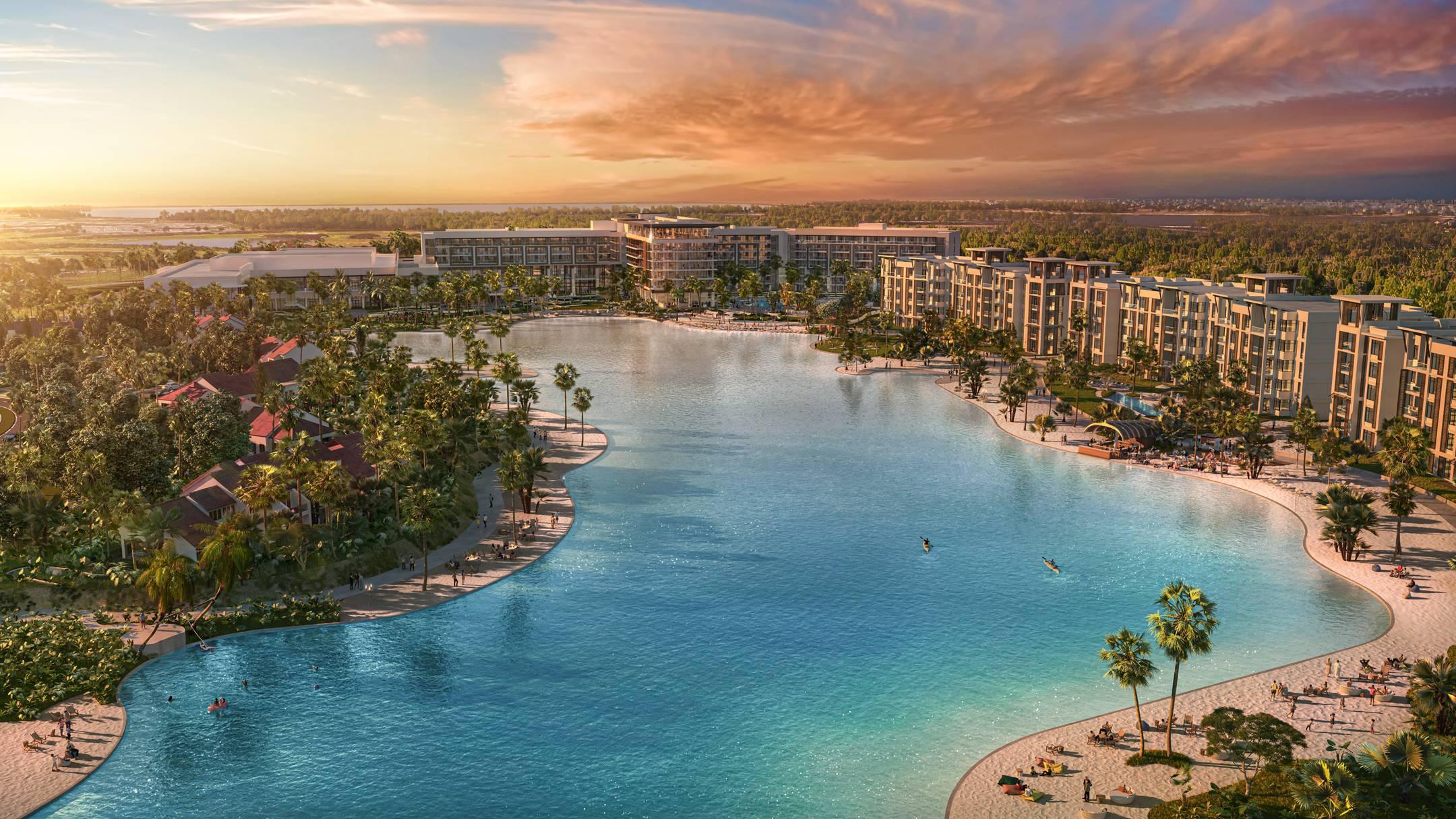 Evermore Orlando Resort overview