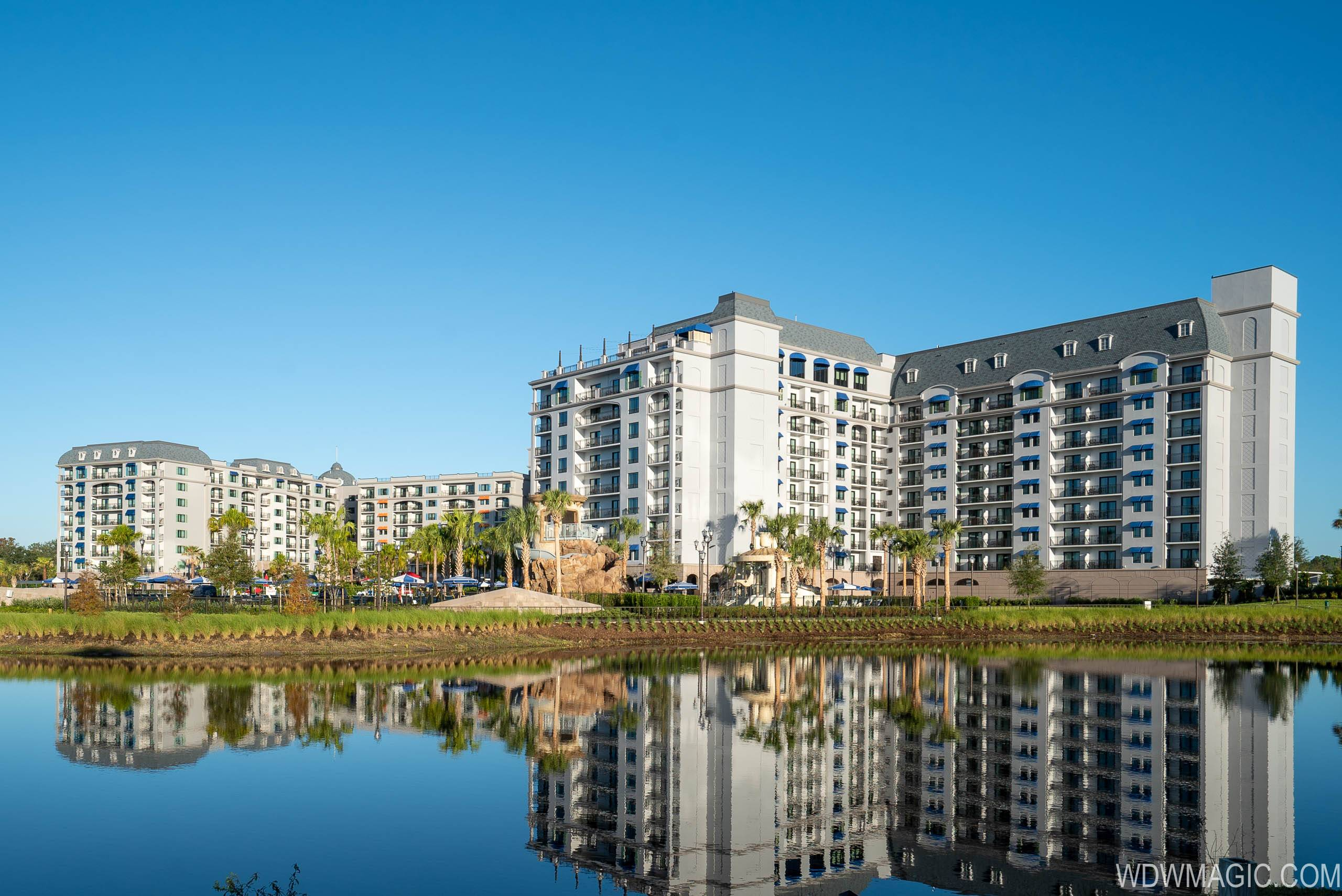 Walt Disney World Resorts overview