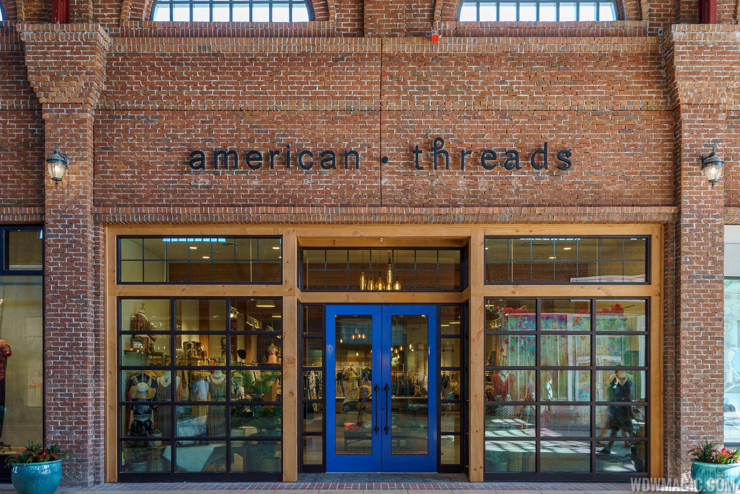 American Threads overview