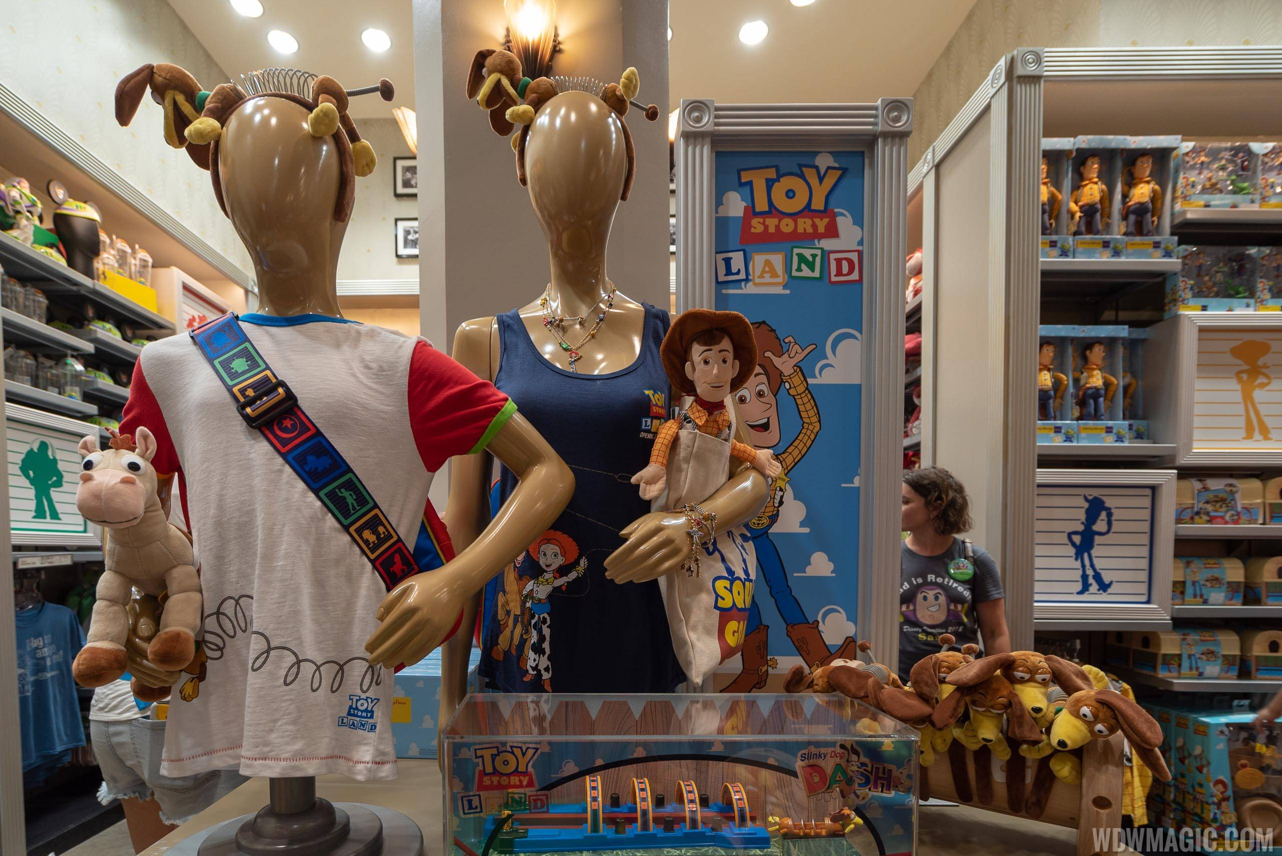 Beverly Sunset Toy Story store