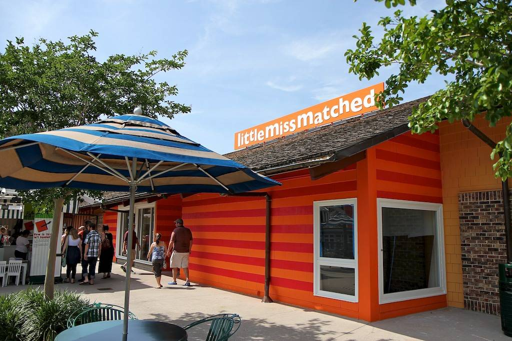 LittleMissMatched opening day at Marketplace location